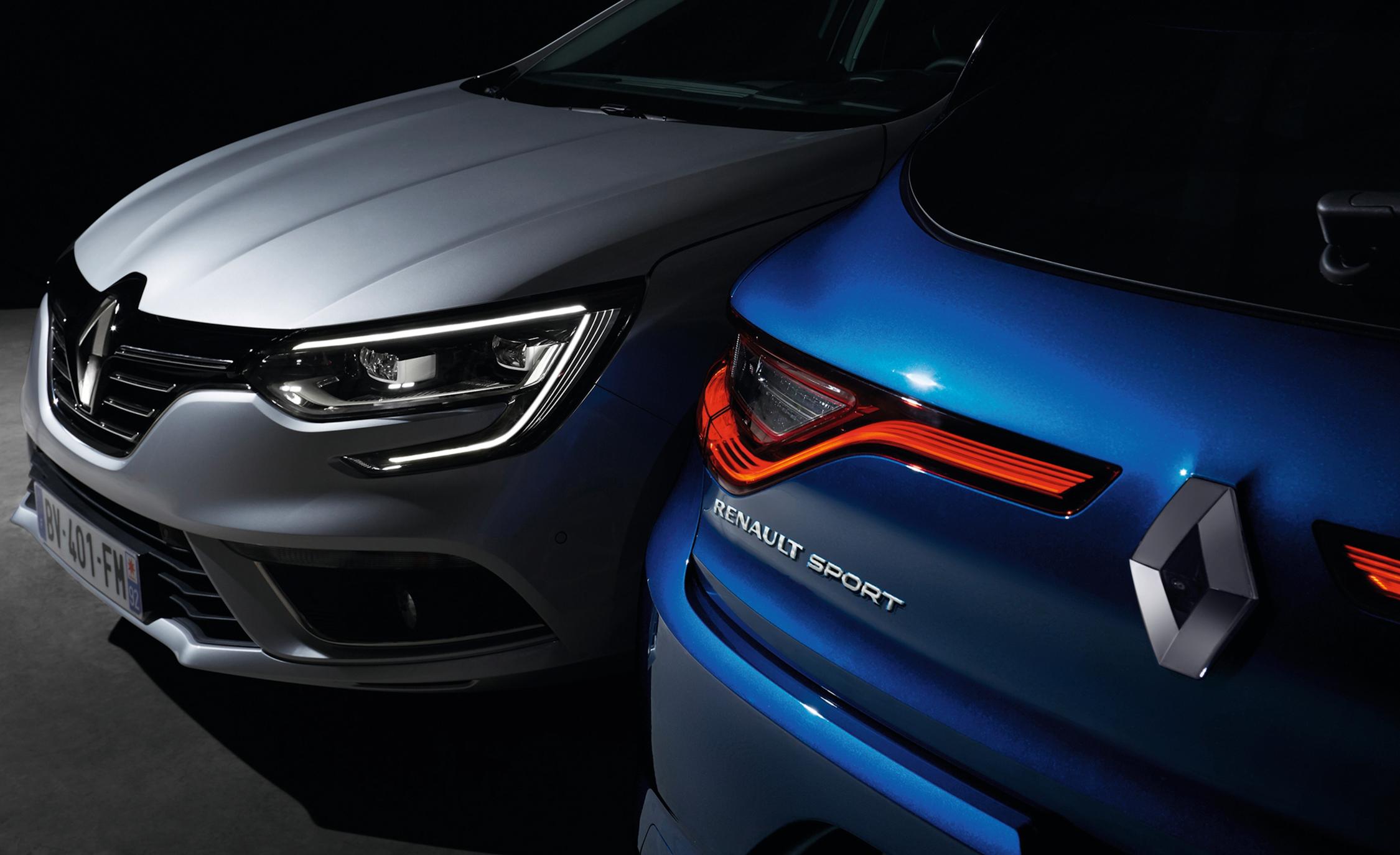 Renault Megane And Renault Megane Sport (Photo 27 of 27)