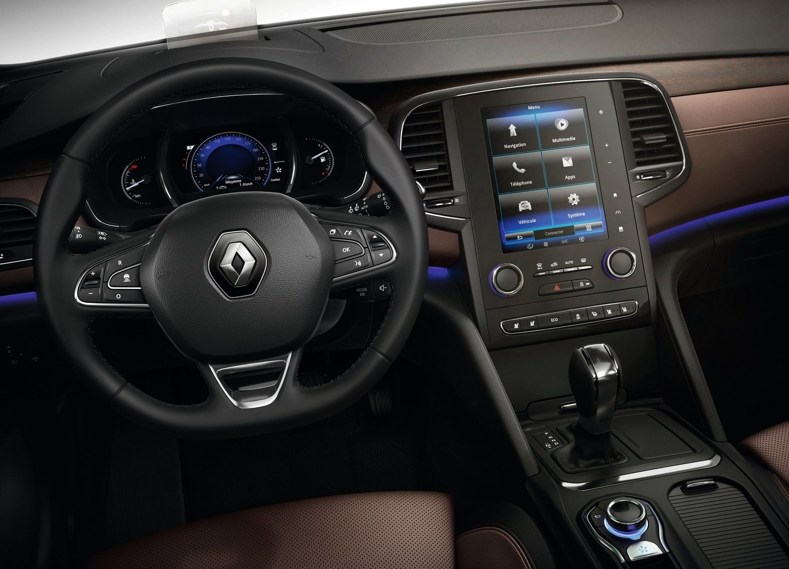 2016 Renault Talisman Cockpit And Dashboard (View 6 of 14)