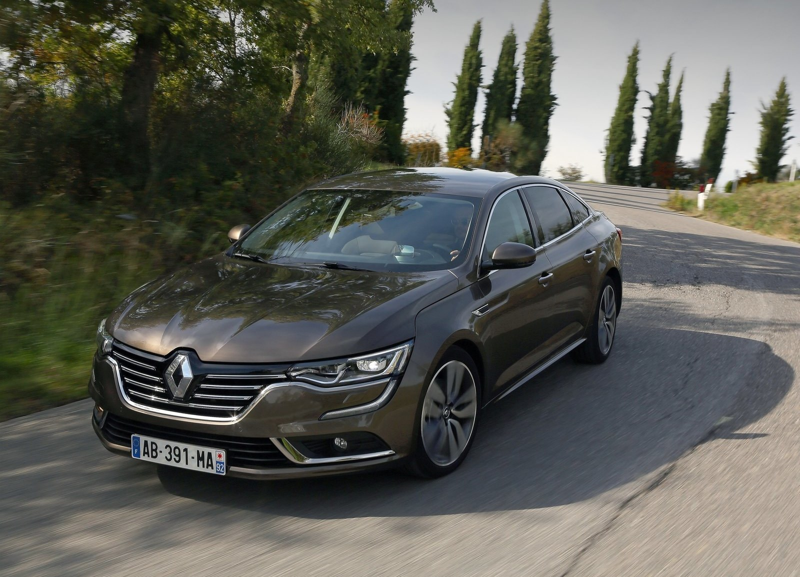 2016 Renault Talisman Performance Test (View 1 of 14)