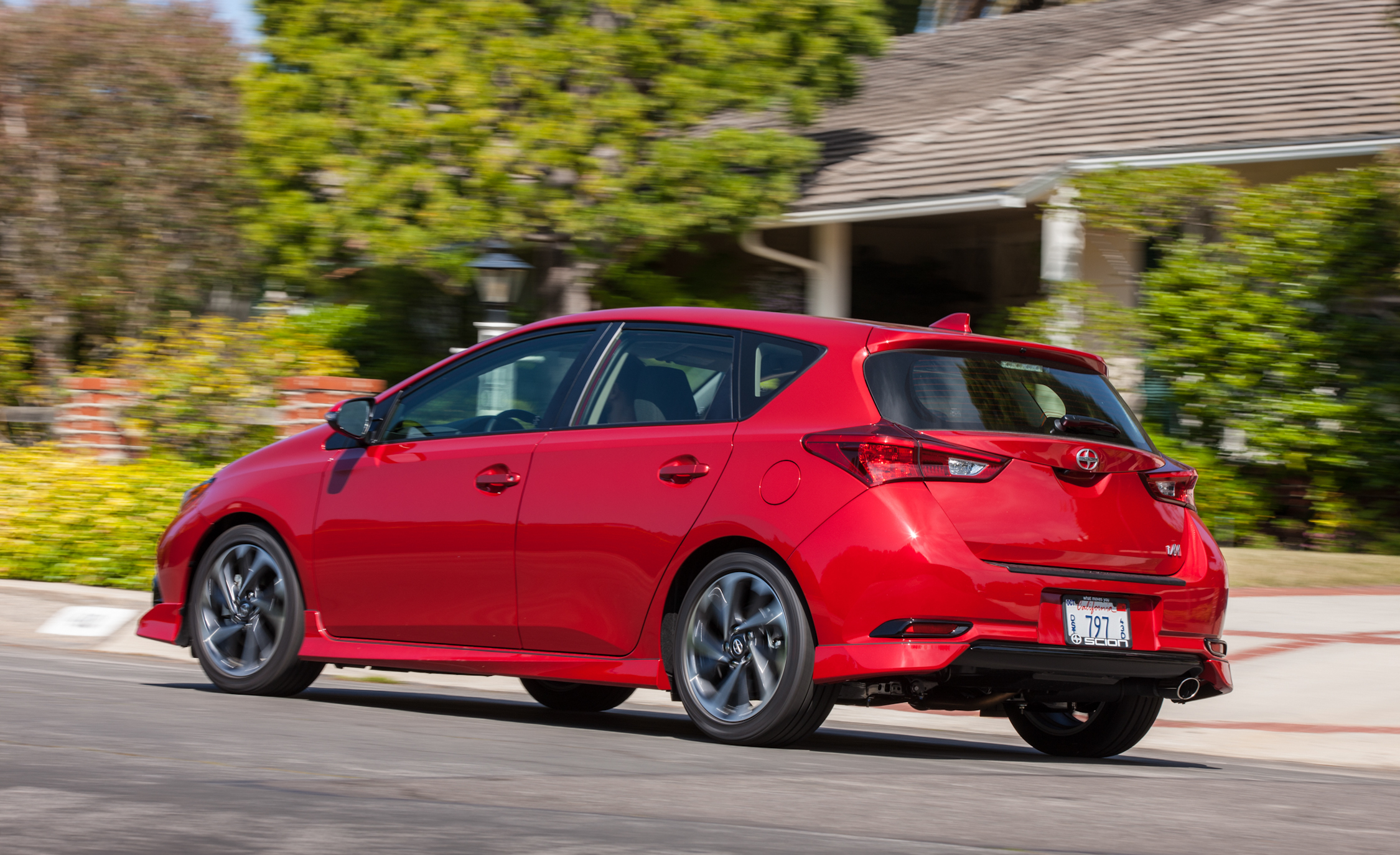 2016 Scion IM (Photo 8 of 20)