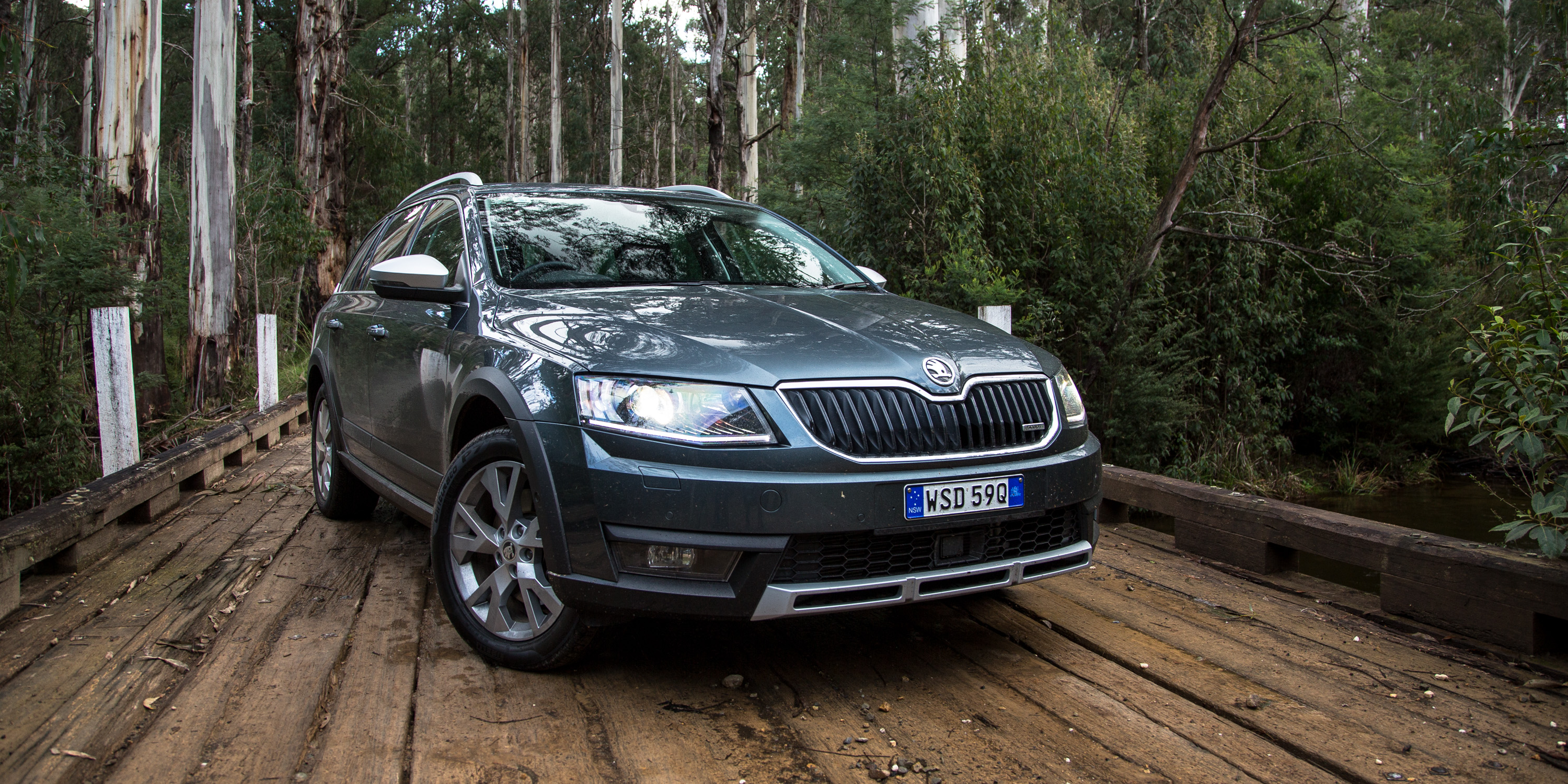 2016 Skoda Octavia Scout Preview (Photo 21 of 23)