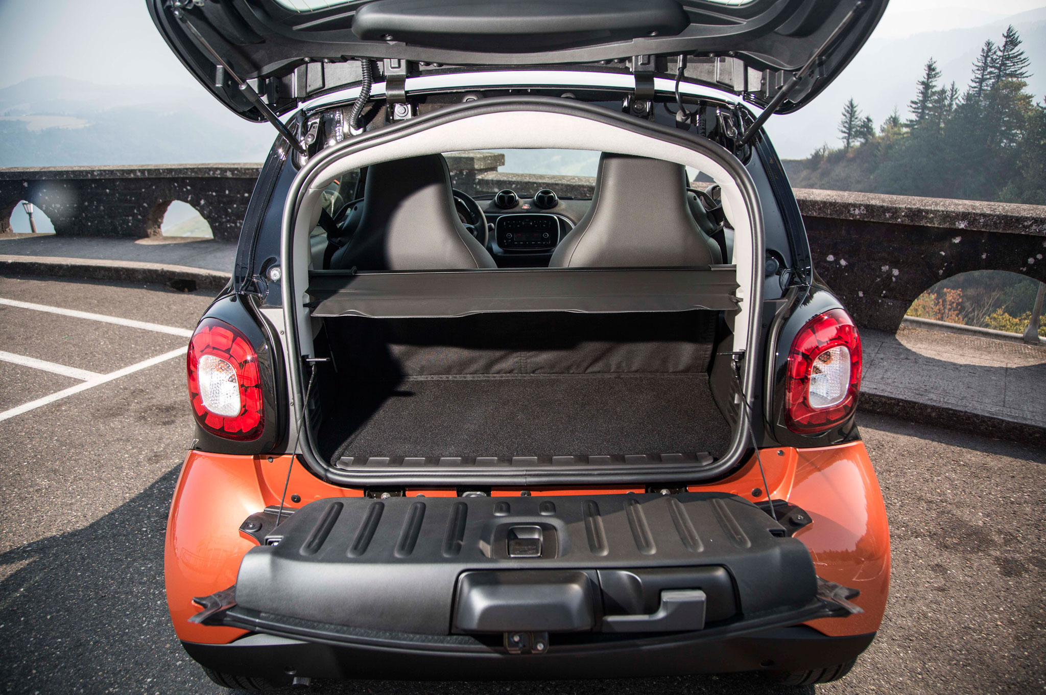 2016 Smart Fortwo Cargo (Photo 2 of 17)