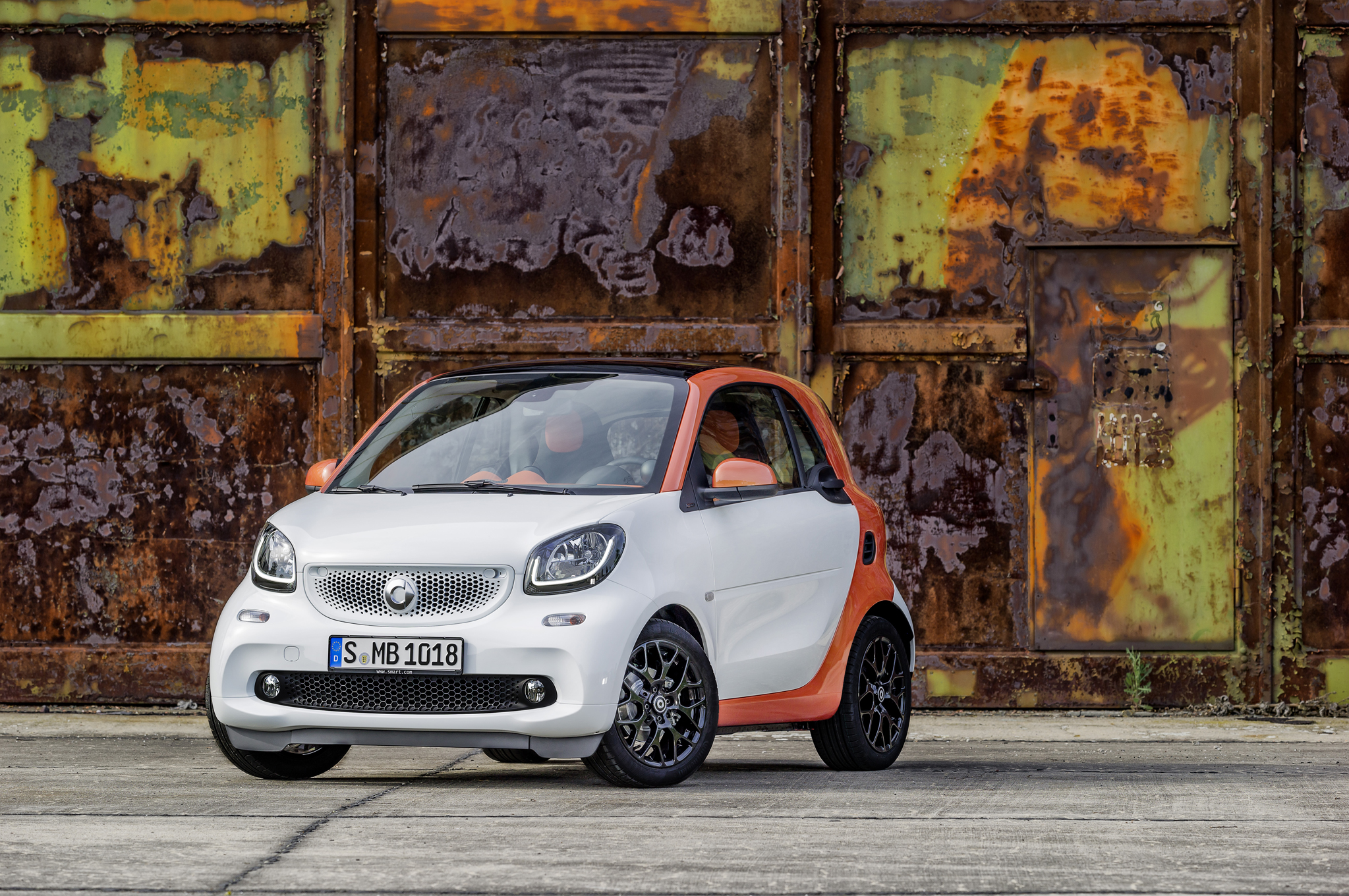 Smart Fortwo, BR C453,  (Photo 12 of 17)