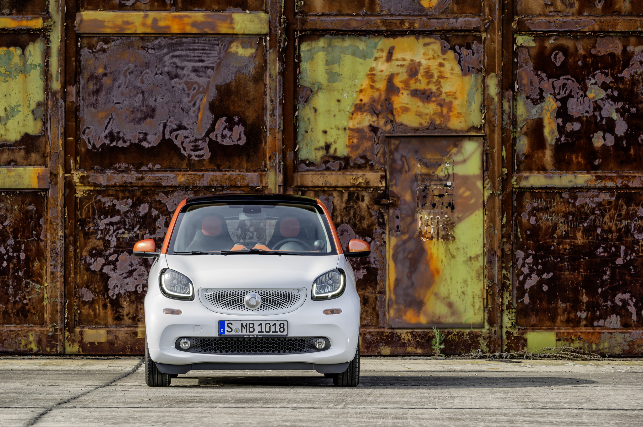 Smart Fortwo, BR C453,  (Photo 13 of 17)