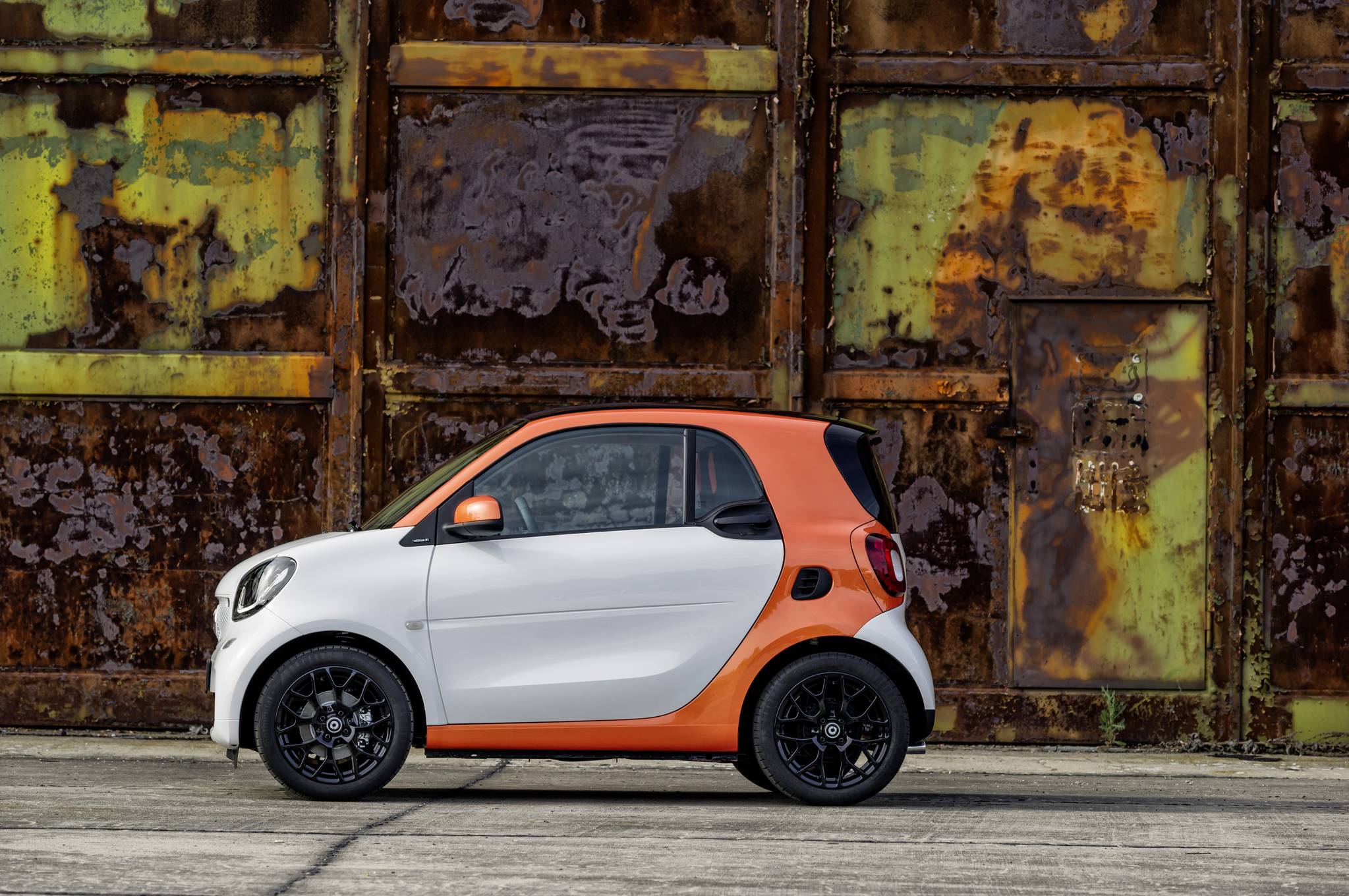 Smart Fortwo, BR C453,  (Photo 15 of 17)
