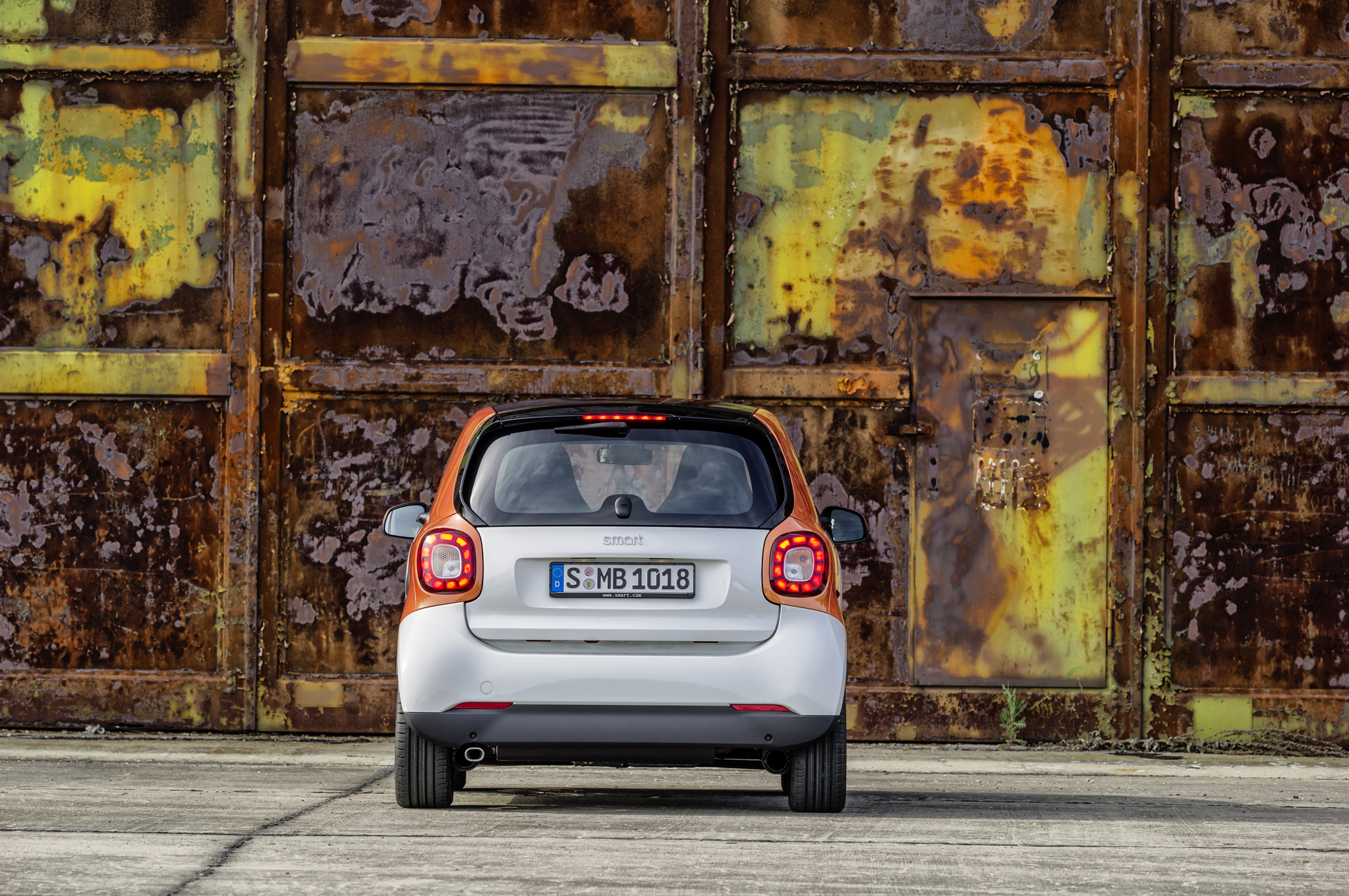 Smart Fortwo, BR C453,  (Photo 16 of 17)