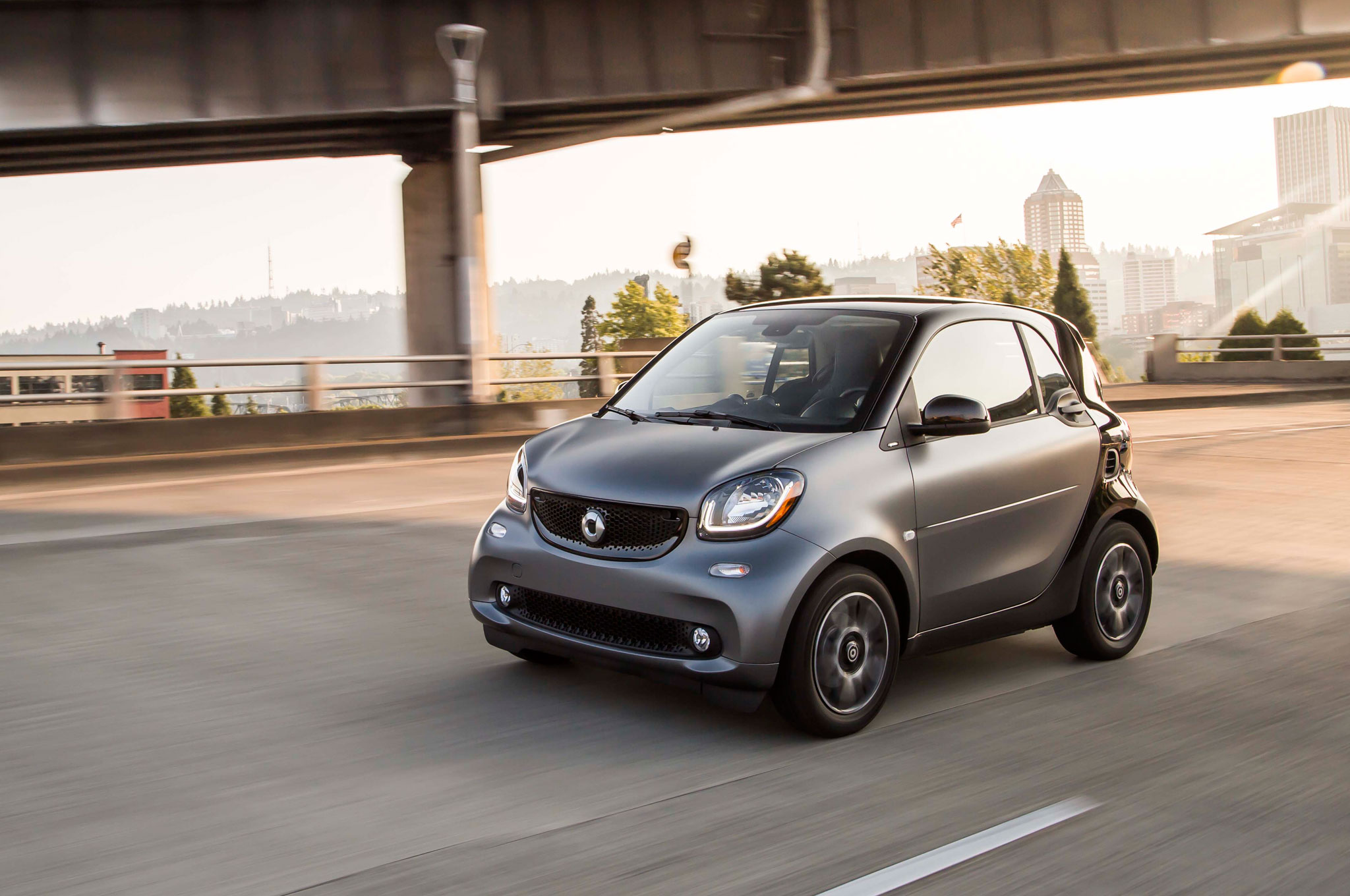 2016 Smart Fortwo Test Drive  (Photo 10 of 17)