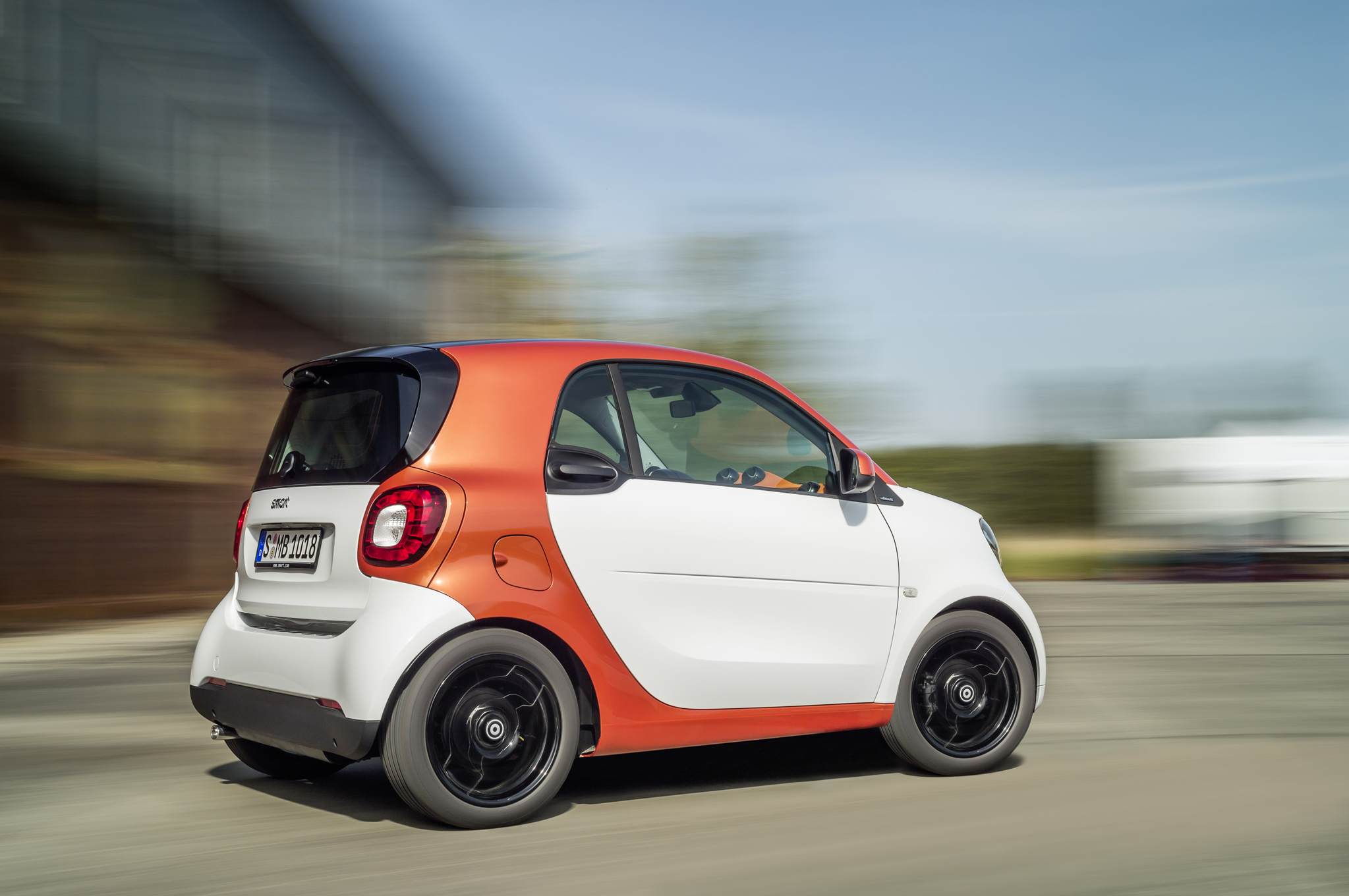 Smart Fortwo, BR C453,  (Photo 11 of 17)