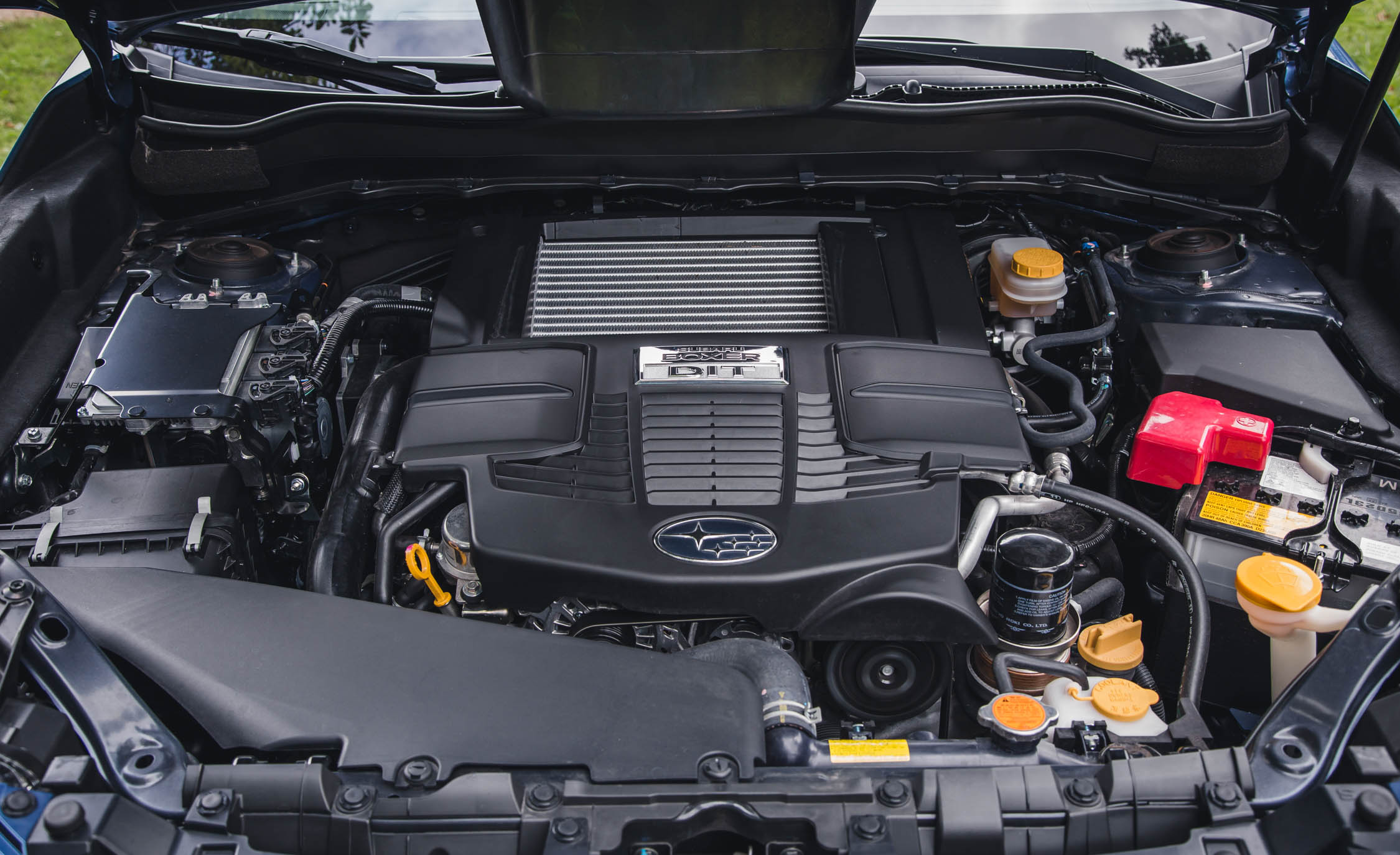2016 Subaru Forester 2 0xt Touring Engine (Photo 3 of 29)