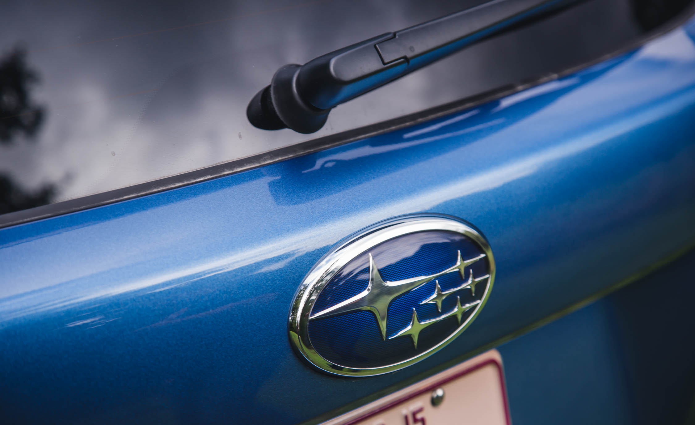 2016 Subaru Forester 2 0xt Touring Exterior Badge Rear (Photo 4 of 29)