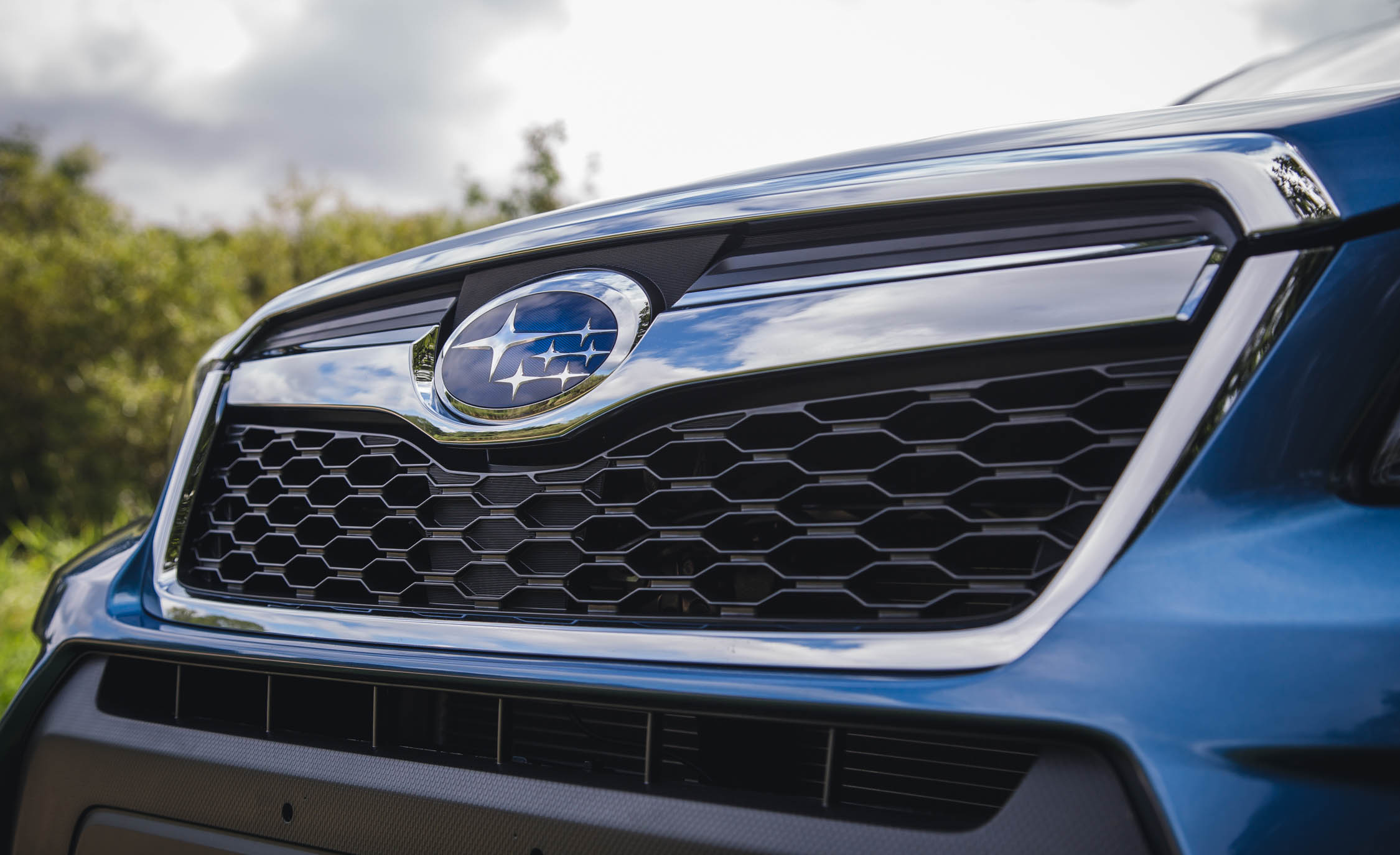 2016 Subaru Forester 2 0xt Touring Exterior Grille (Photo 7 of 29)