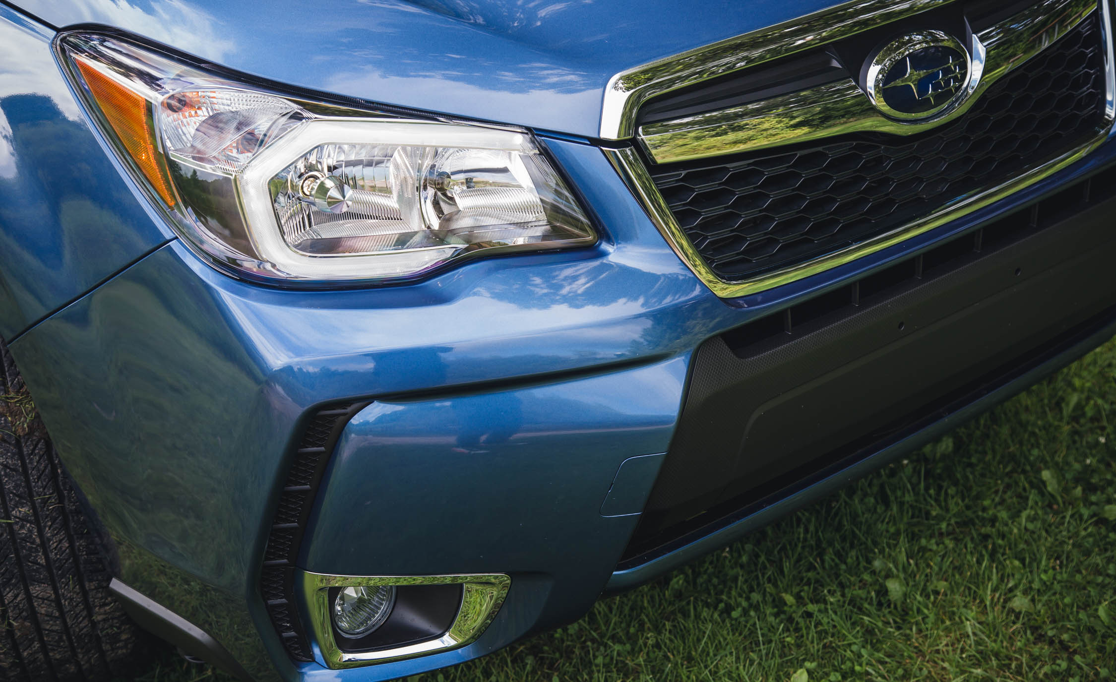 2016 Subaru Forester 2 0xt Touring Exterior Headlight Left (Photo 8 of 29)