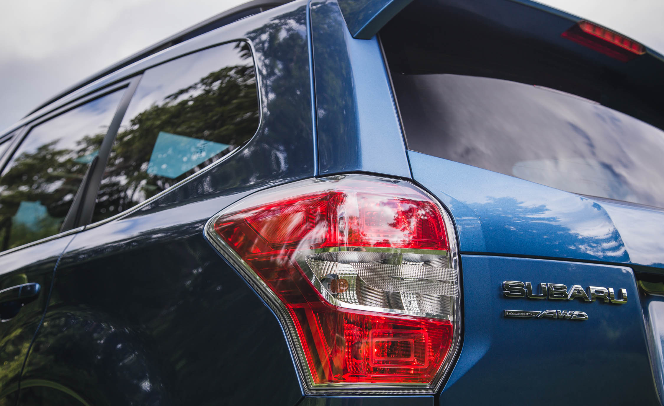 2016 Subaru Forester 2 0xt Touring Exterior Taillight Left (View 1 of 29)