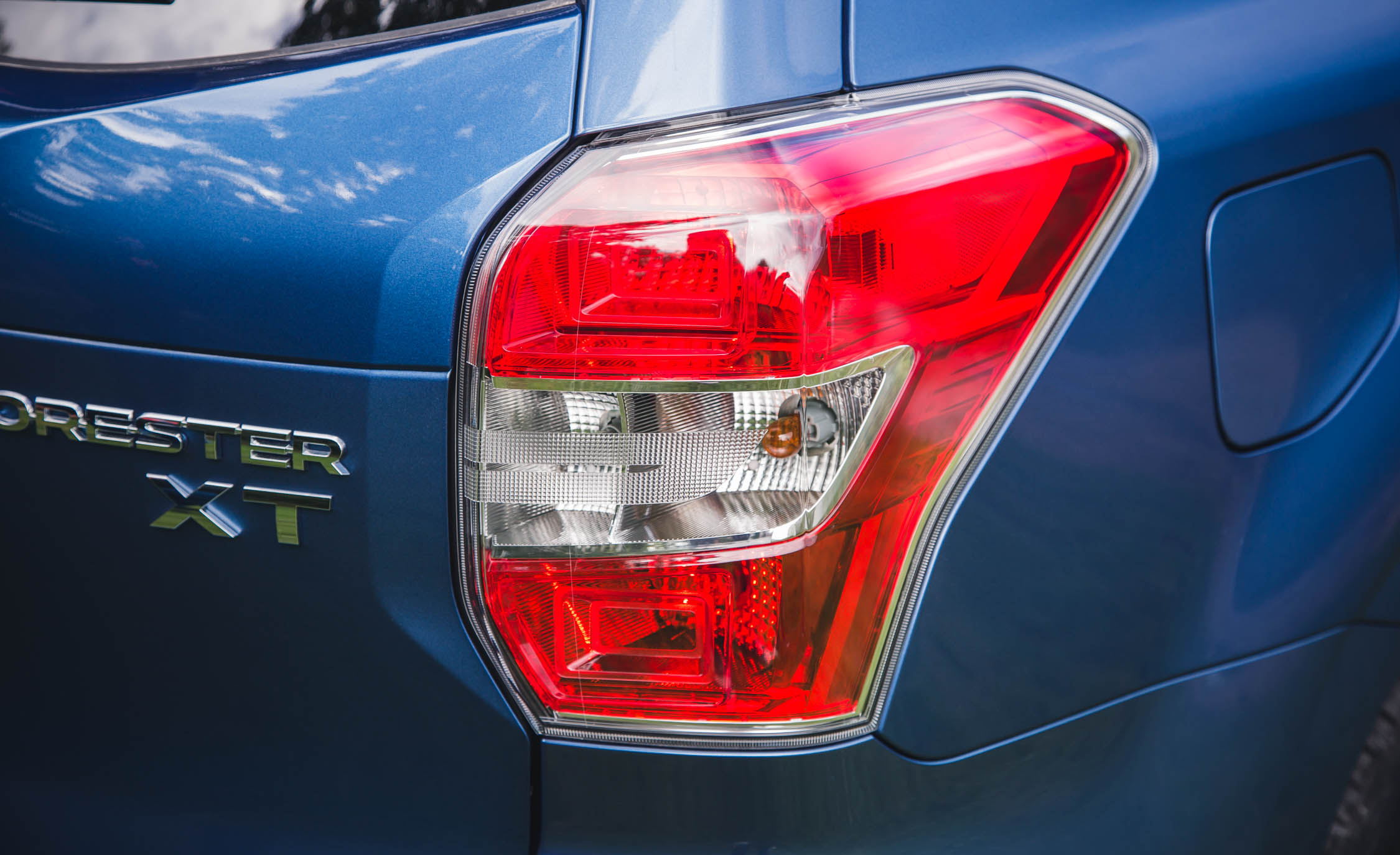 2016 Subaru Forester 2 0xt Touring Exterior Taillight Right (View 2 of 29)