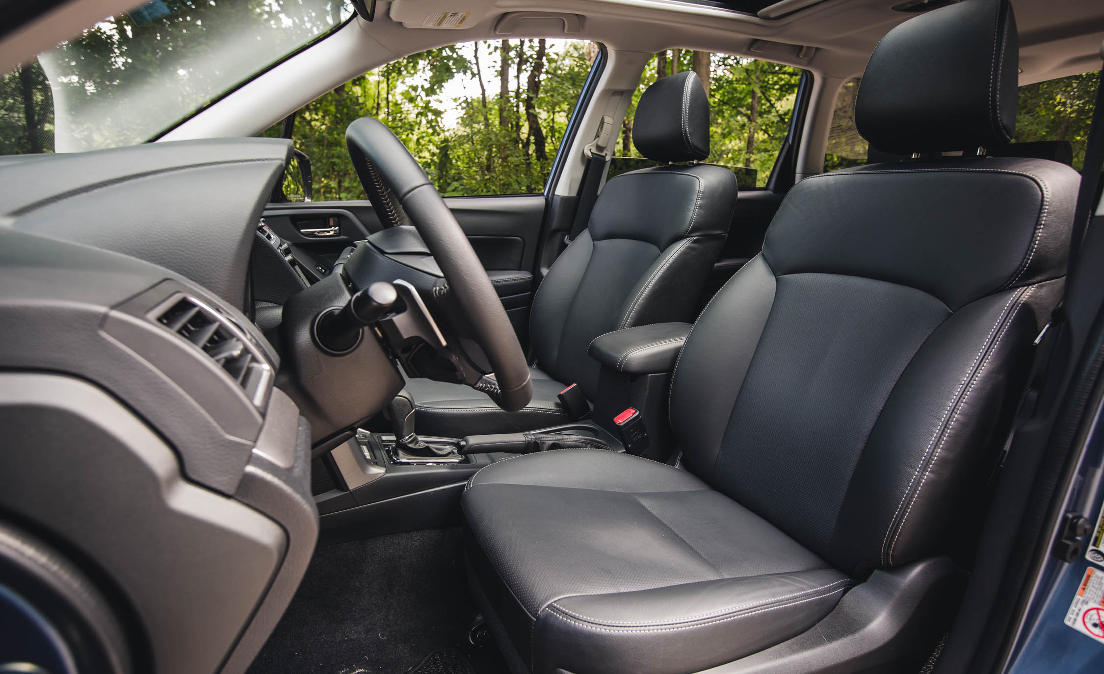 2016 Subaru Forester 2 0xt Touring Interior Seats Cockpit (View 12 of 29)