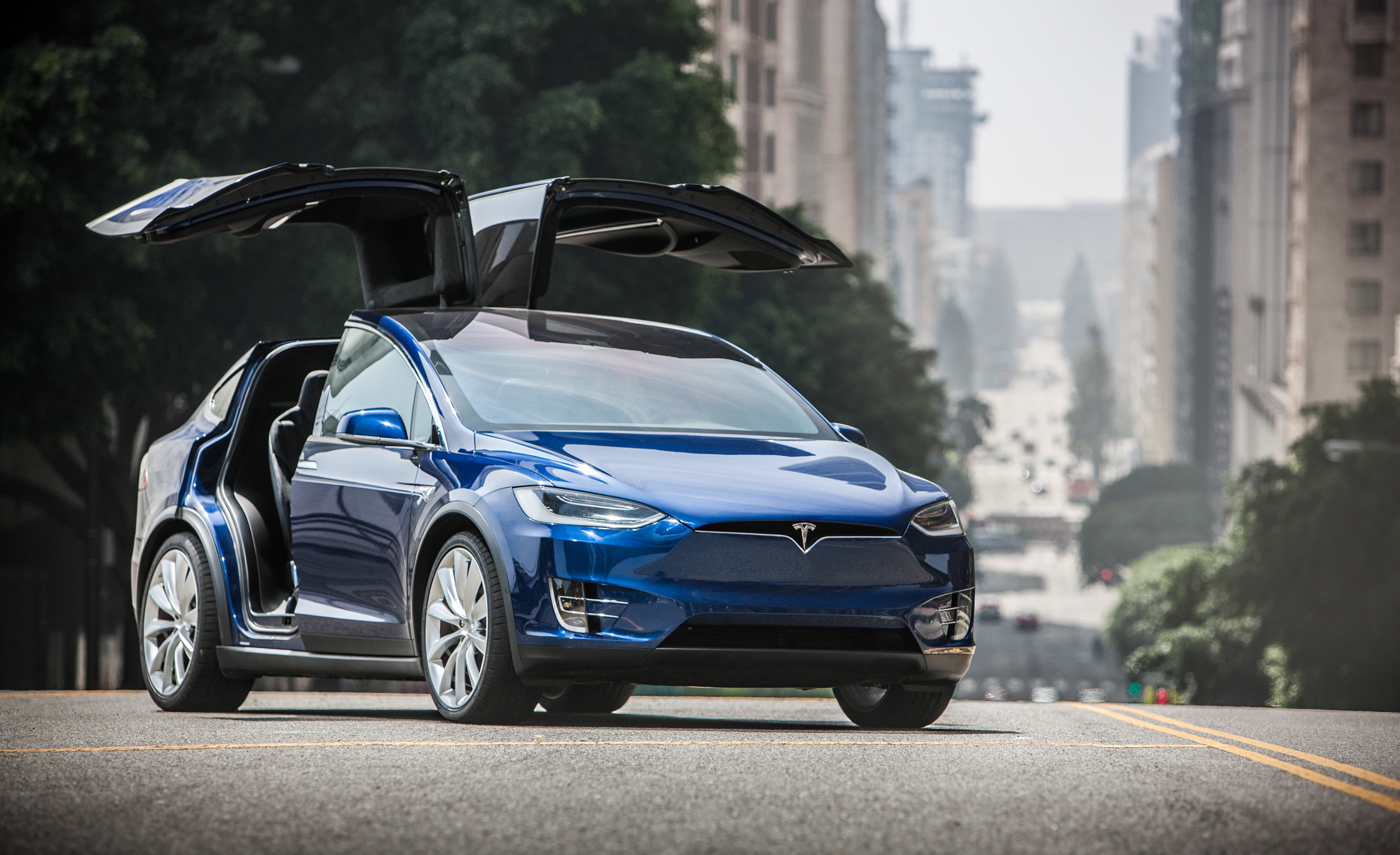 2016 Tesla Model X (View 4 of 13)