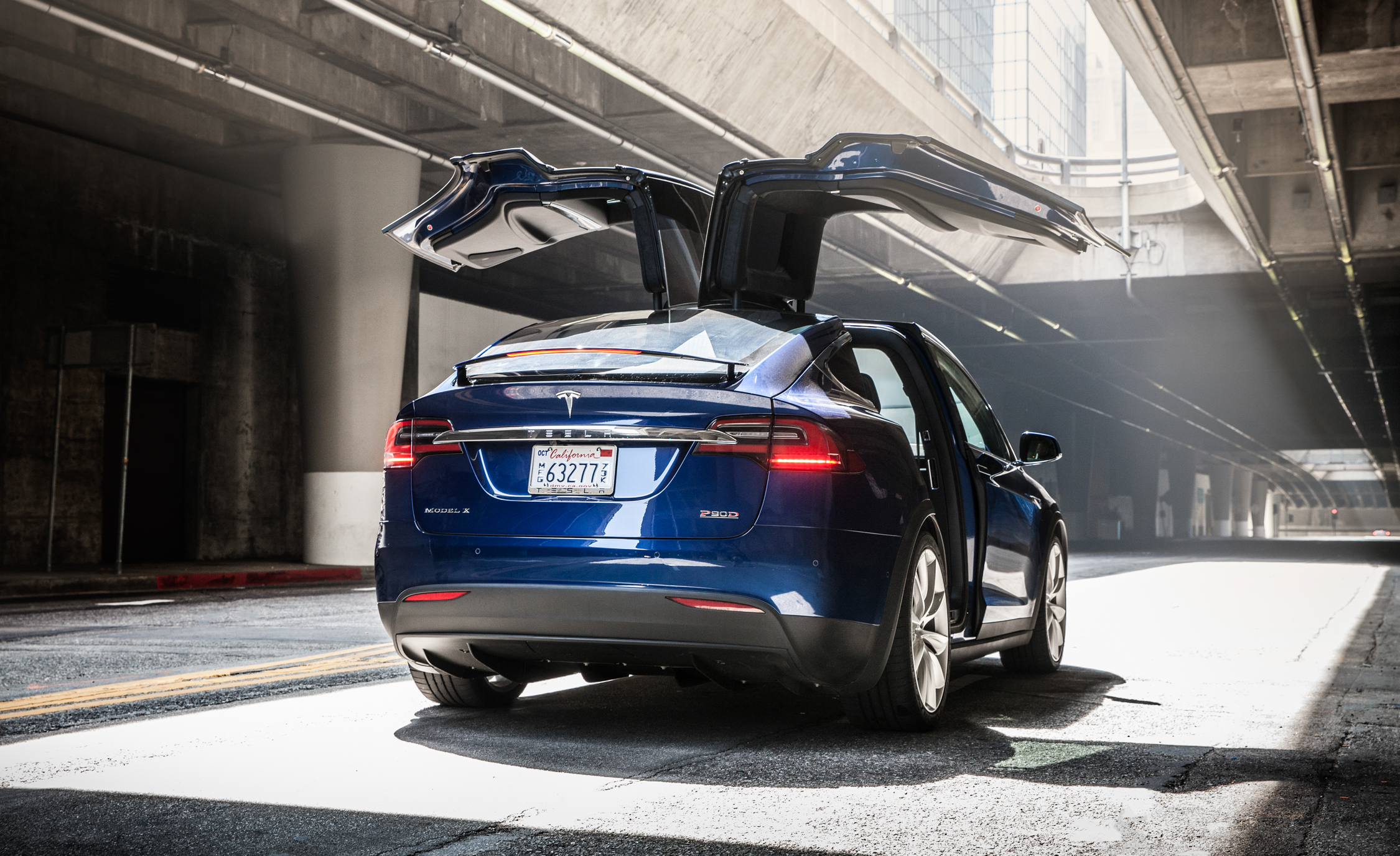 2016 Tesla Model X (View 7 of 13)