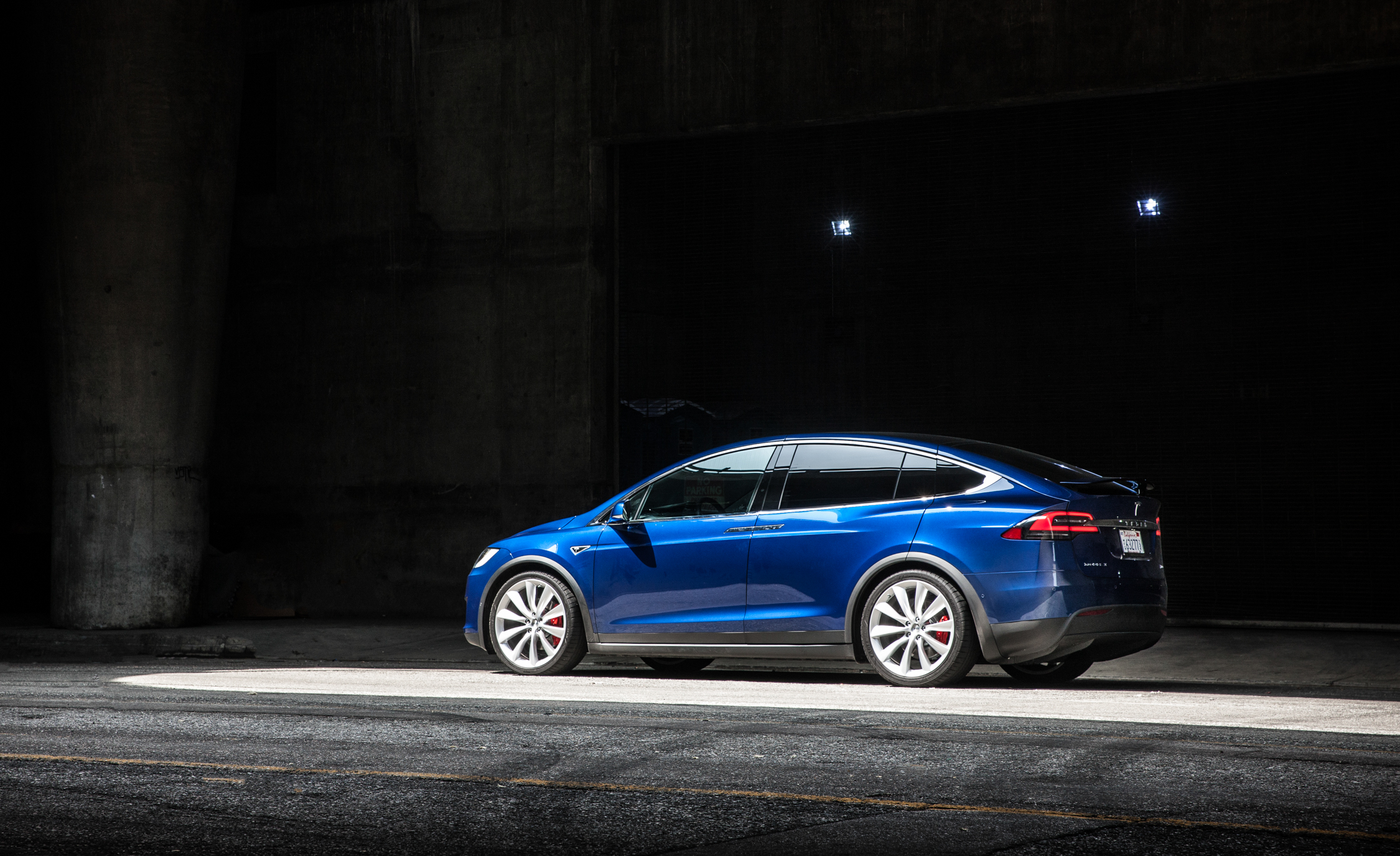 2016 Tesla Model X (View 8 of 13)