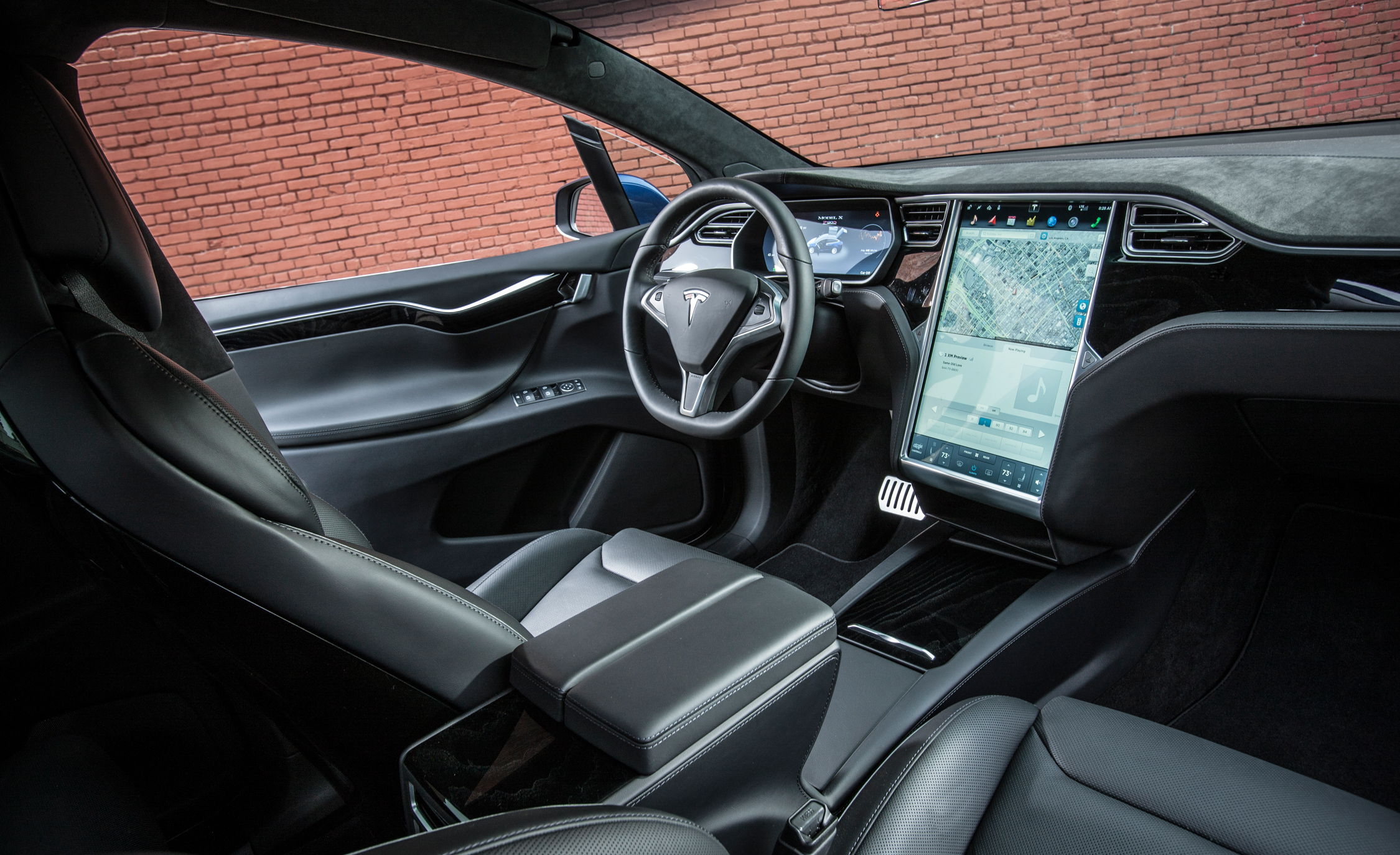 2016 Tesla Model X (View 1 of 13)