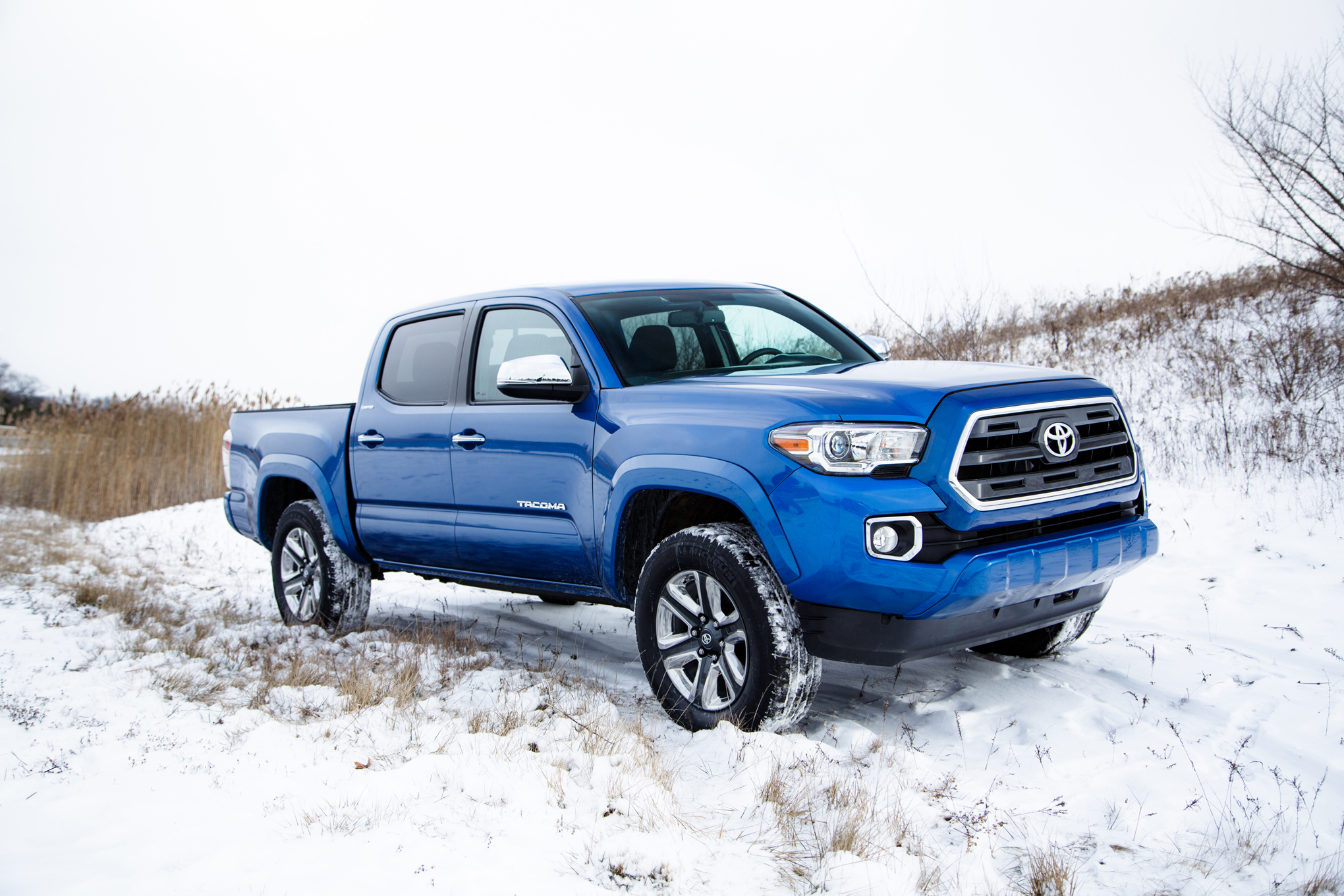 2016 Toyota Tacoma Exterior Preview (Photo 2 of 10)