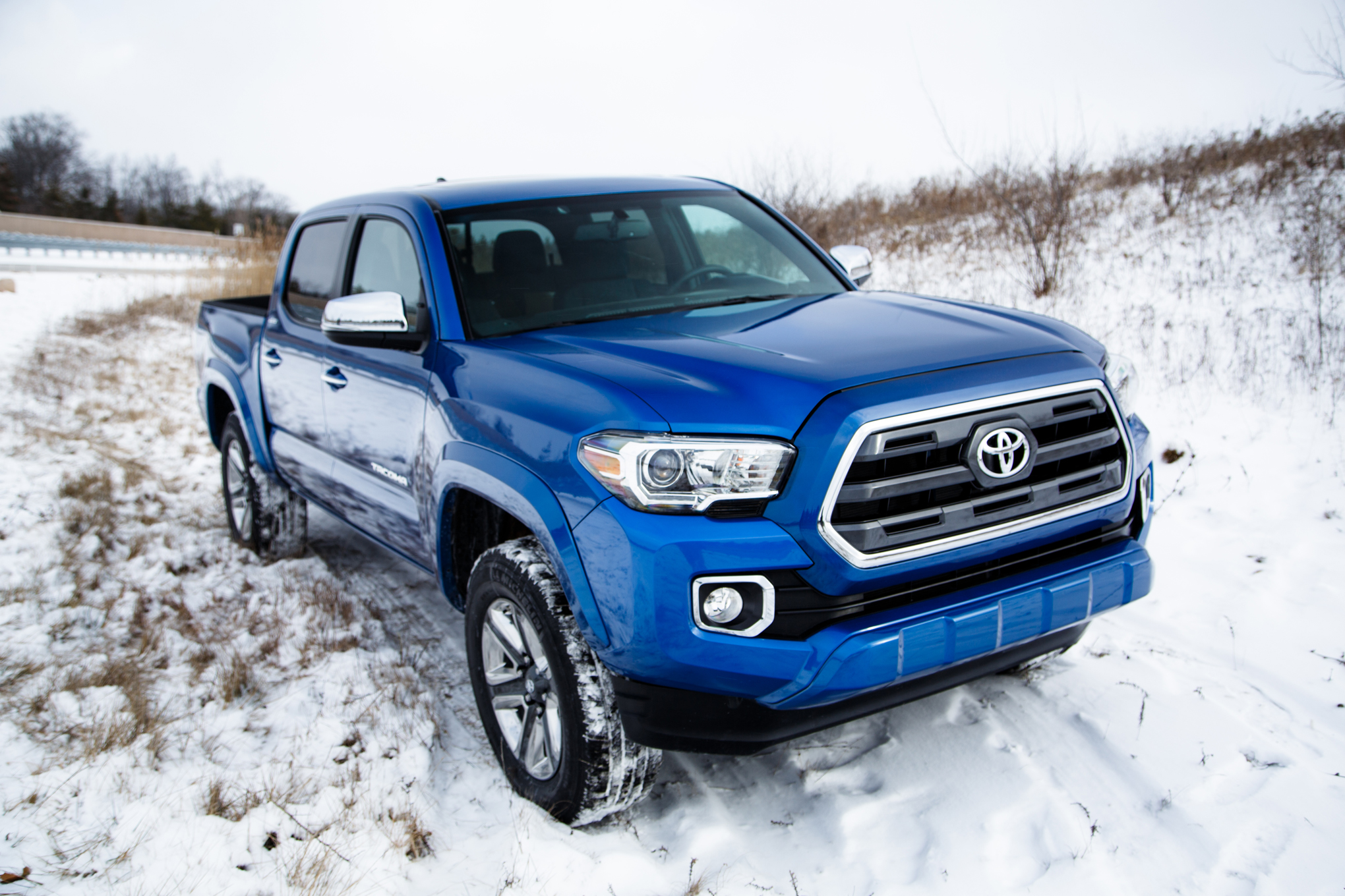 Featured Image of 2016 Toyota Tacoma