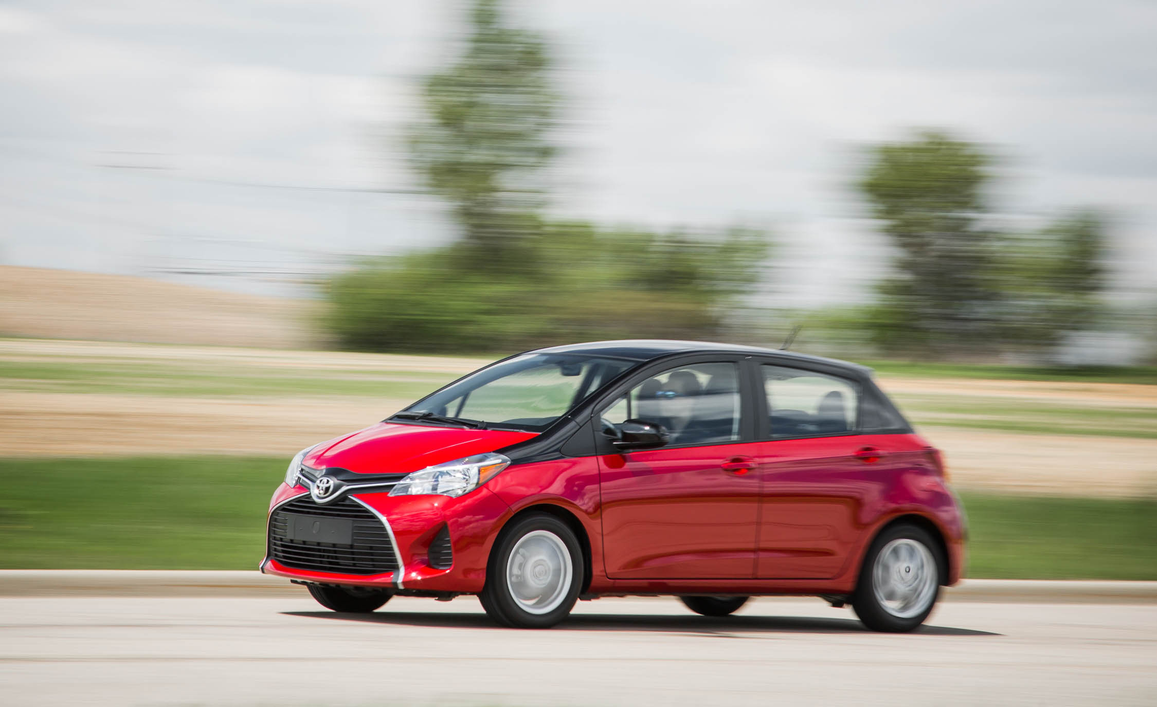 Featured Image of 2016 Toyota Yaris