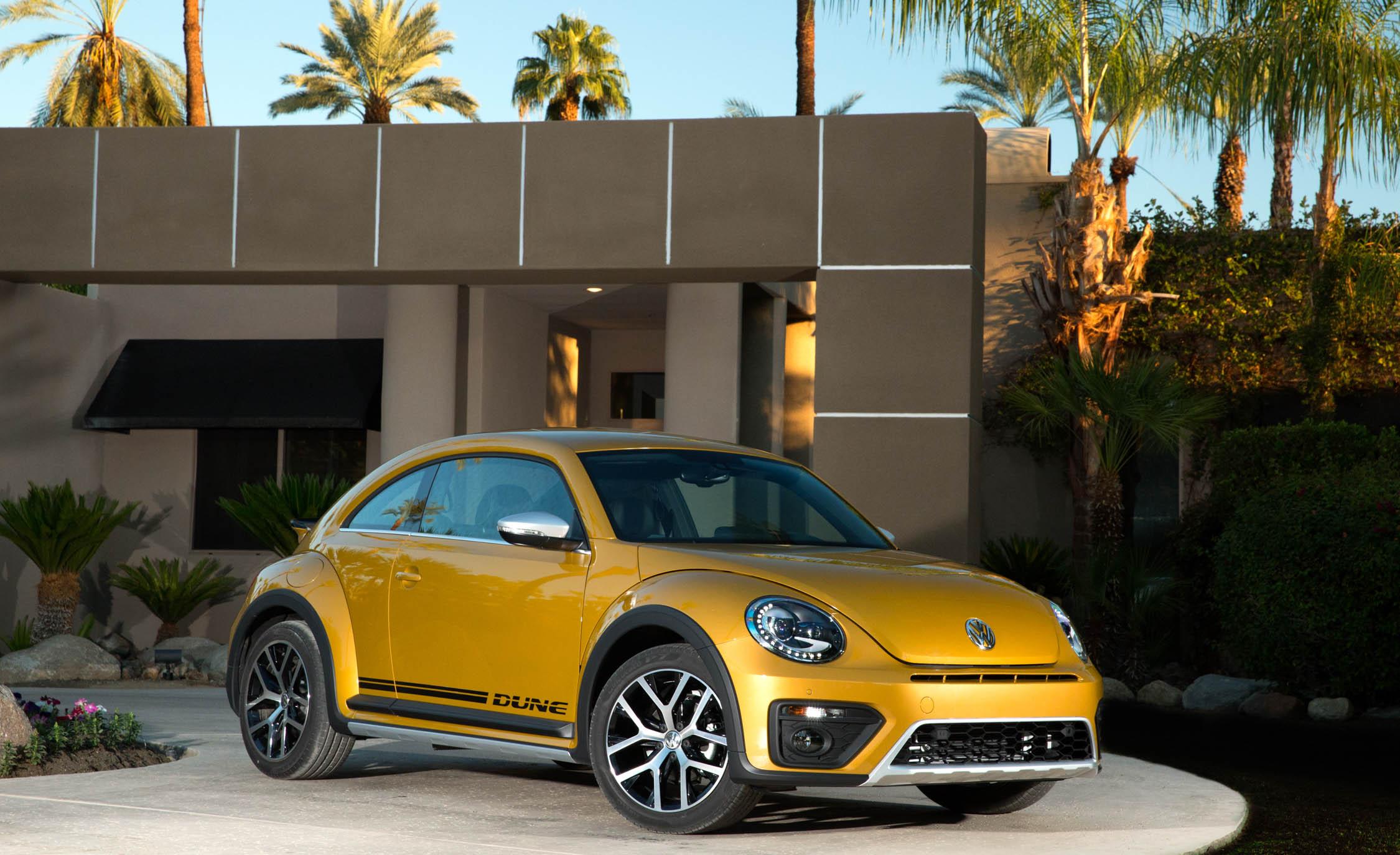 2016 Volkswagen Beetle Dune Coupe (View 23 of 32)