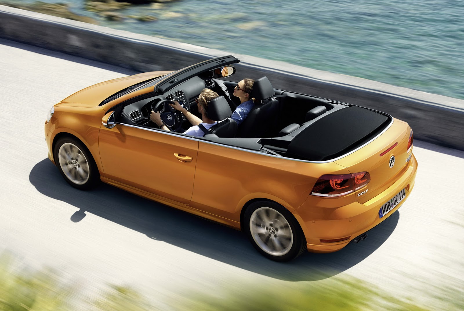 2016 Volkswagen Golf Cabriolet Preview (Photo 3 of 10)
