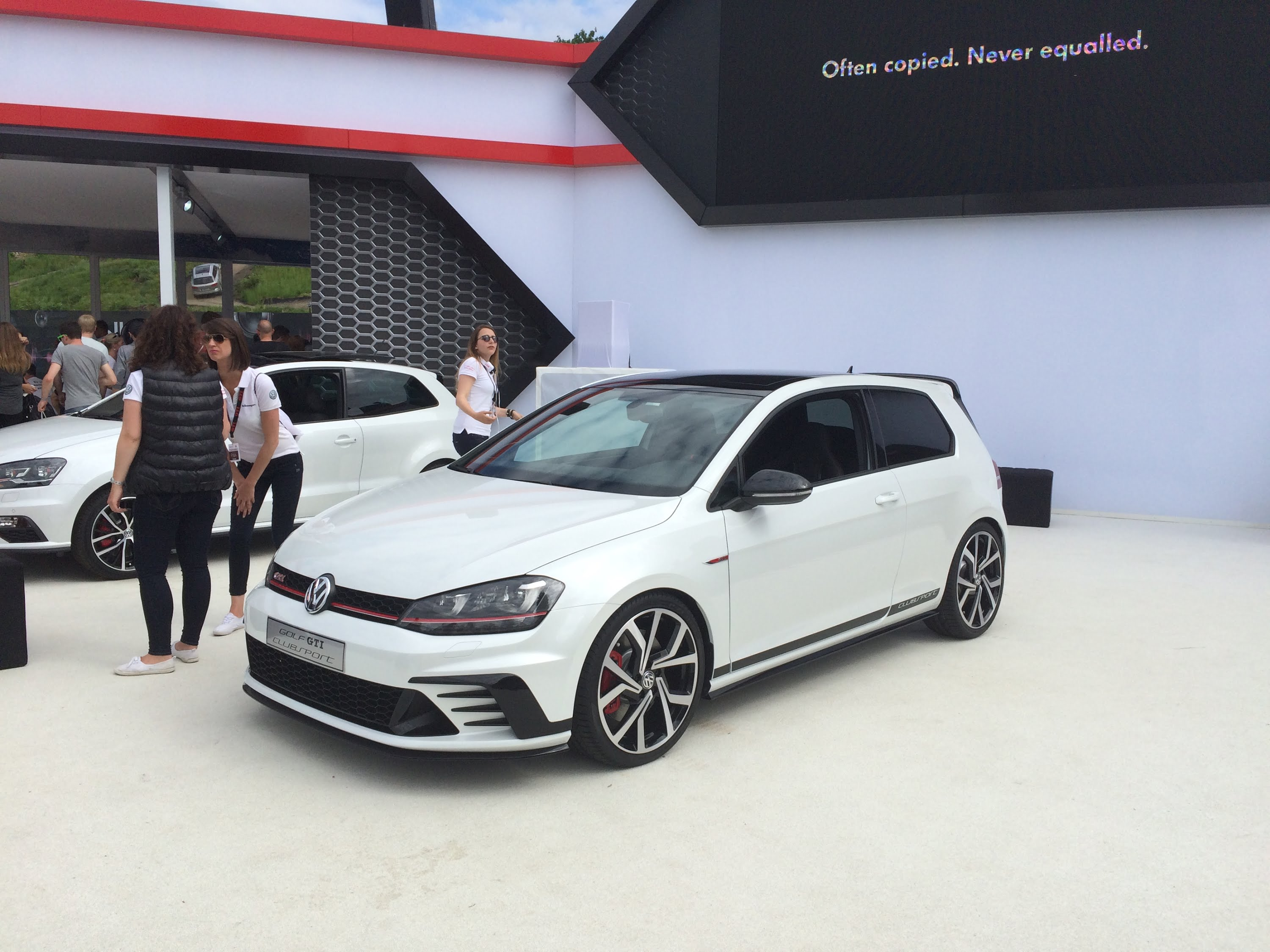 2016 Volkswagen Golf Gti Clubsport Exterior Design (Photo 5 of 10)