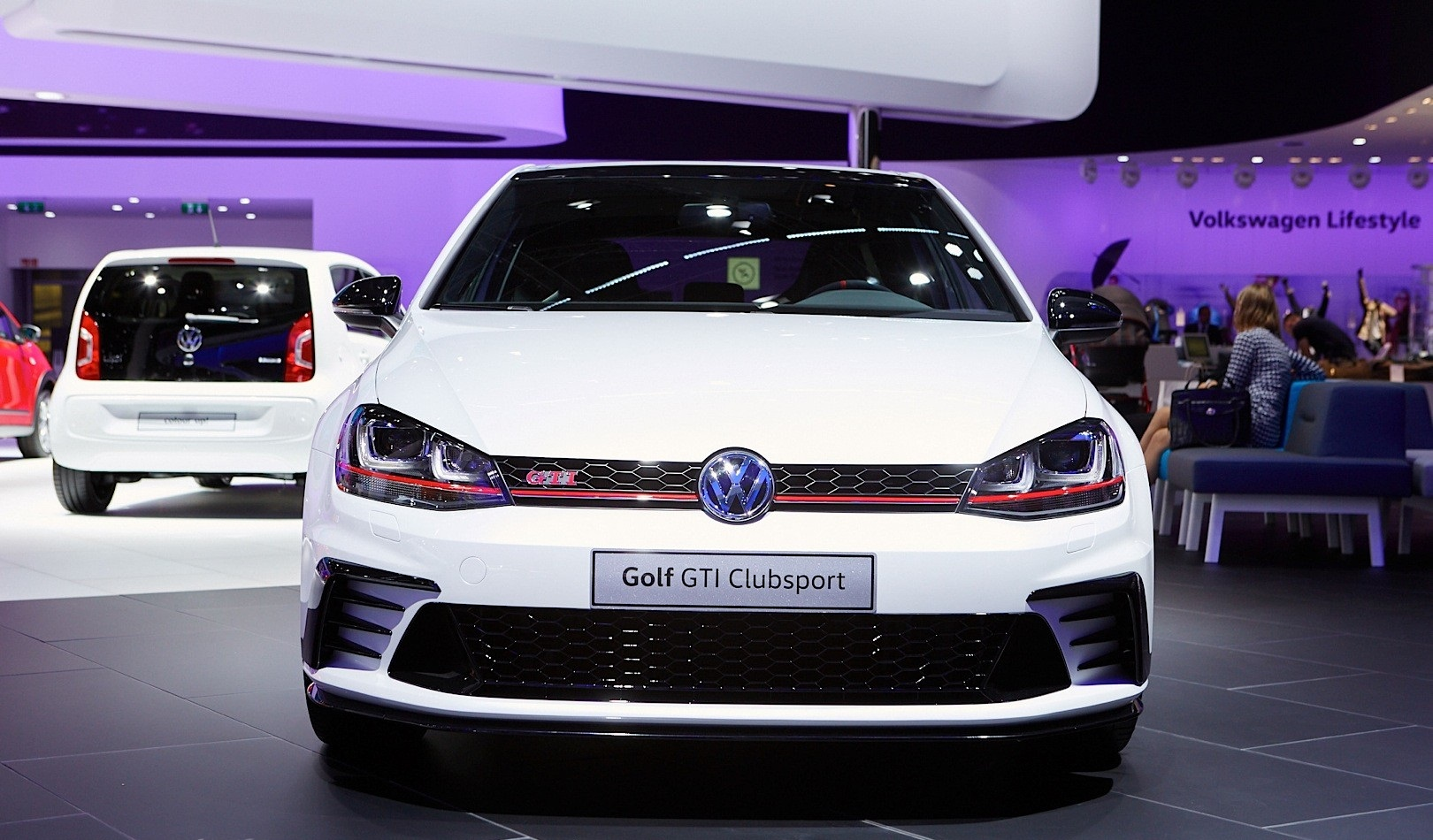 2016 Volkswagen Golf Gti Clubsport Front End Photo (Photo 7 of 10)