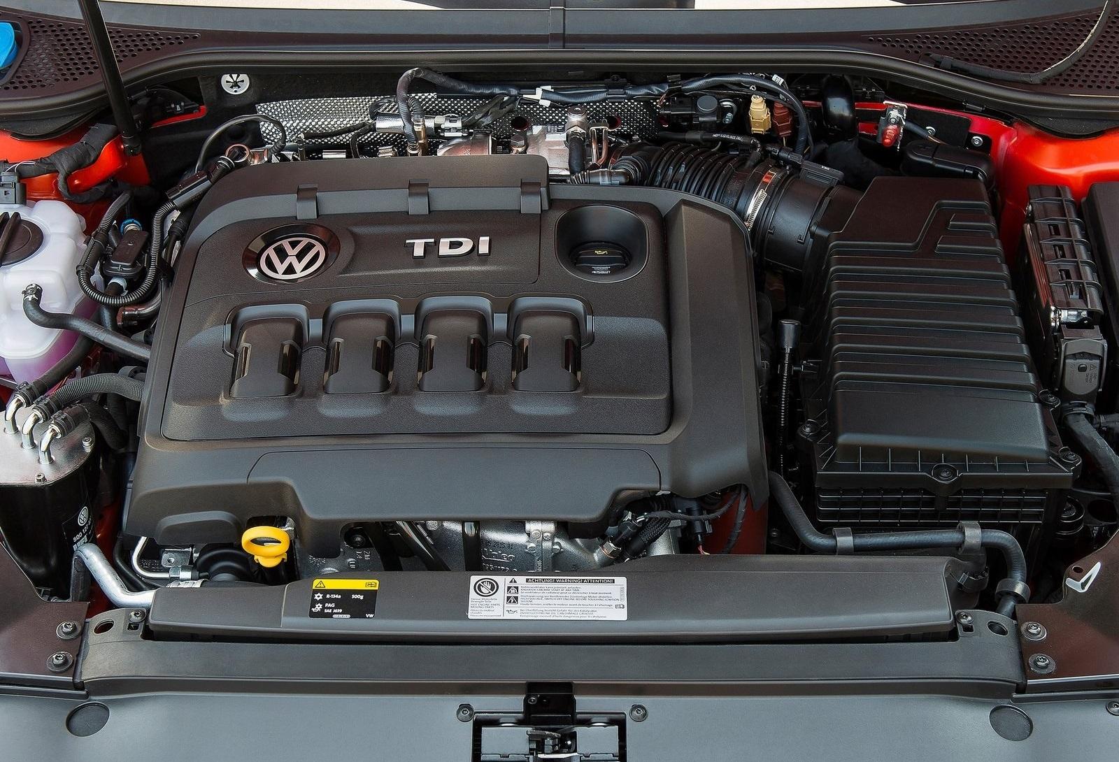 2016 Volkswagen Passat Alltrack Engine View (View 14 of 18)