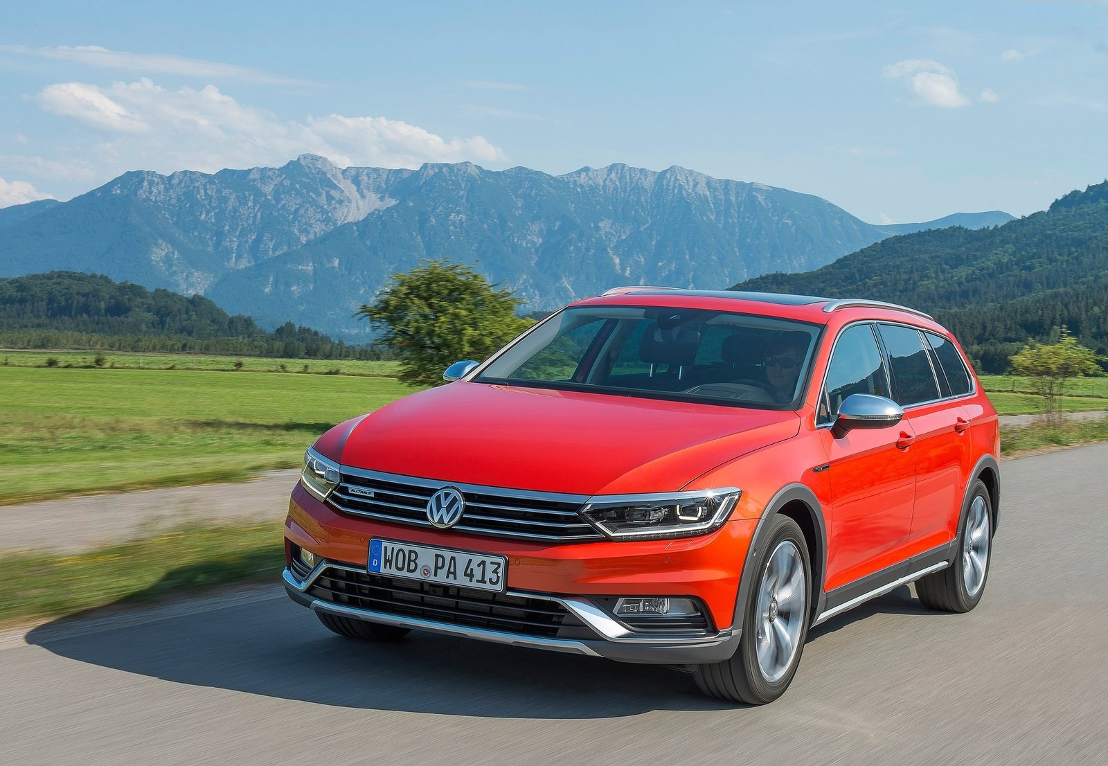 Featured Image of 2016 Volkswagen Passat Alltrack