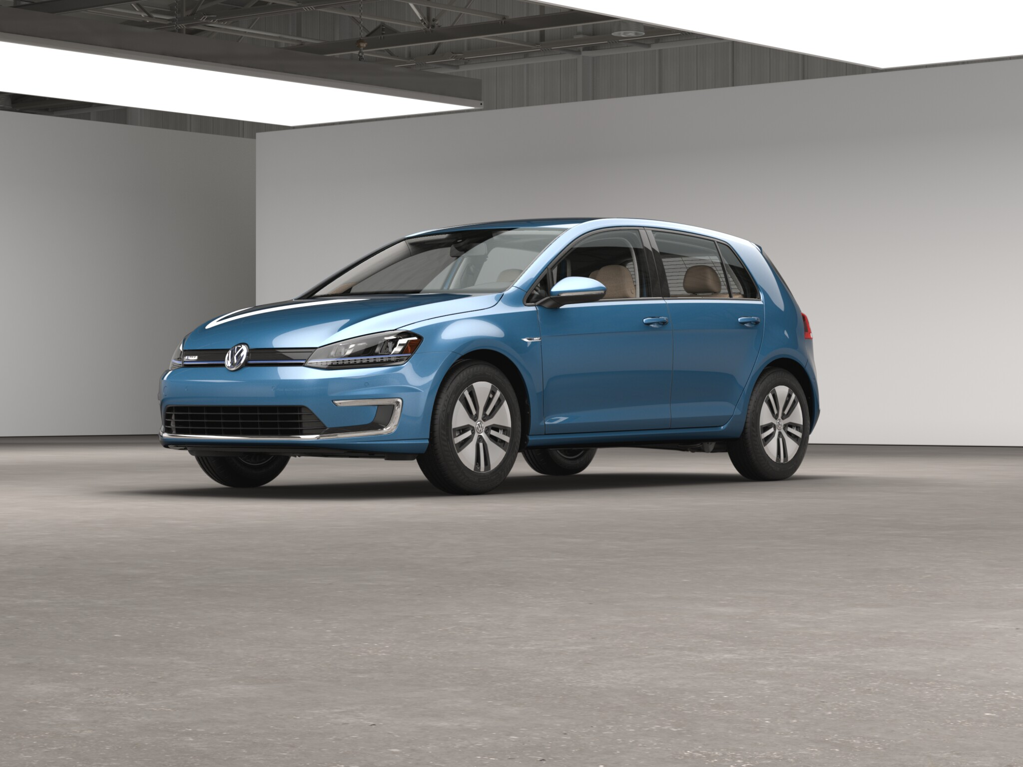 Featured Image of 2016 Volkswagen E Golf