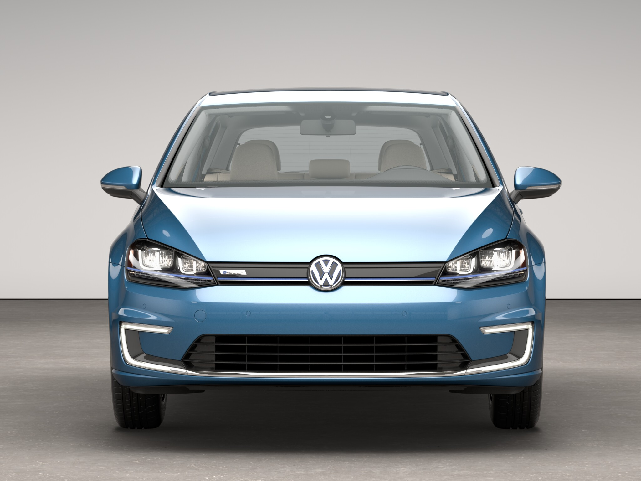 2016 Volkswagen E Golf Front End Photo (View 11 of 11)