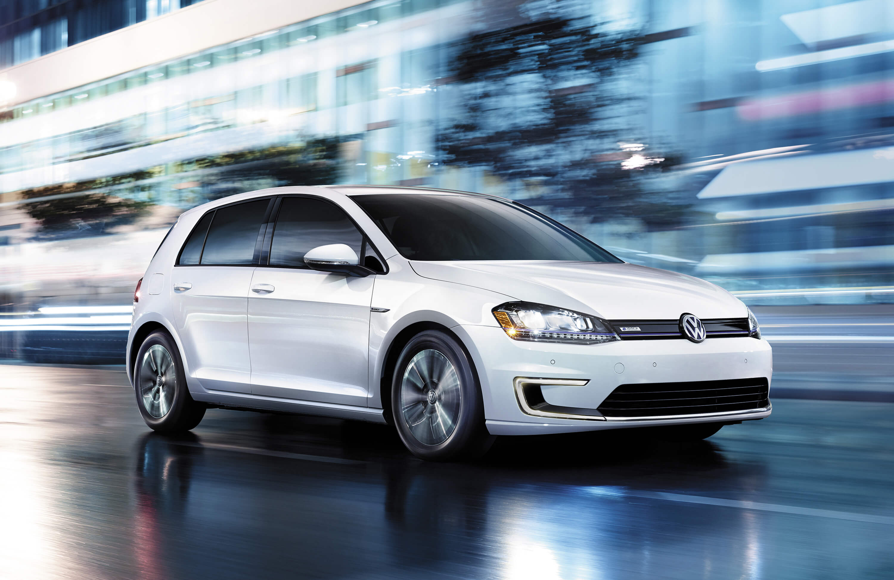 2016 Volkswagen E Golf Performance Preview (Photo 7 of 11)