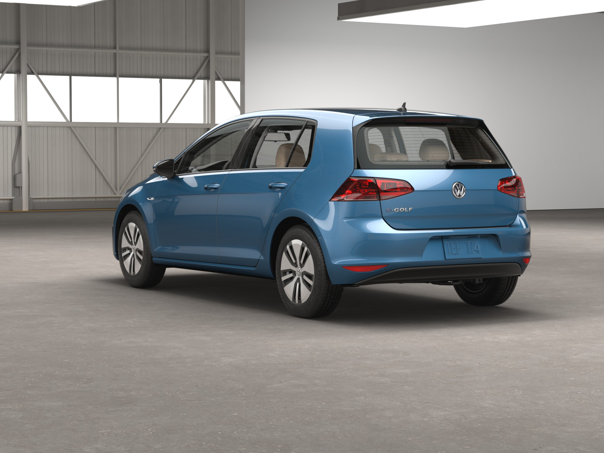 2016 Volkswagen E Golf Preview (Photo 8 of 11)