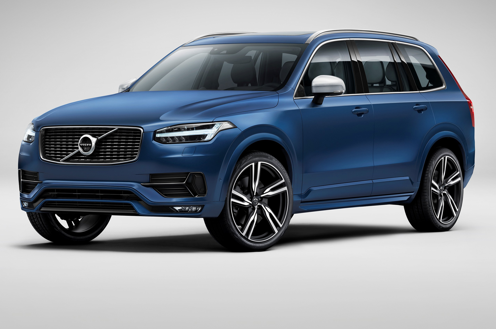 2016 Volvo Xc90 R Design Exterior Profile (Photo 1 of 18)