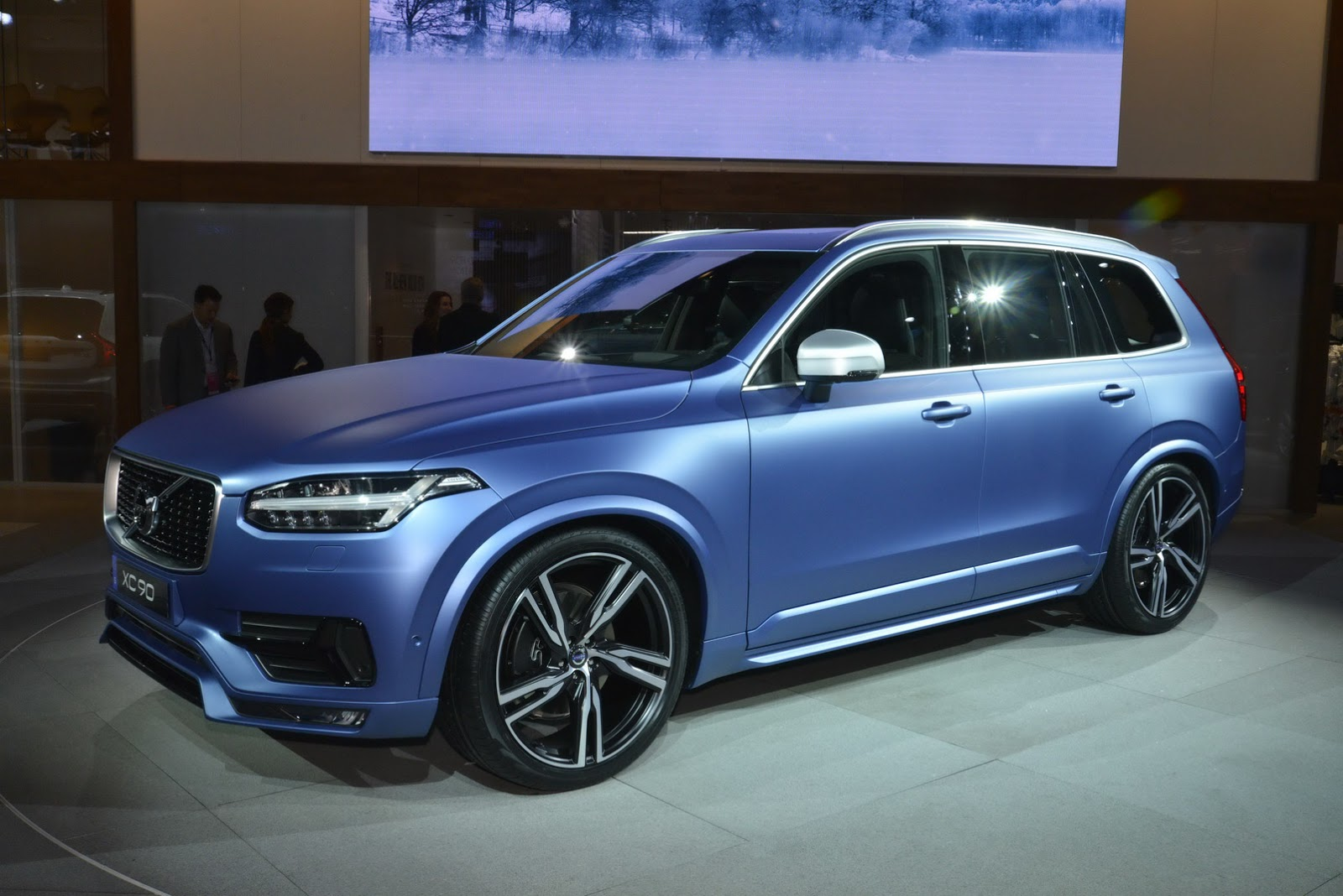 2016 Volvo Xc90 R Design New (Photo 4 of 18)