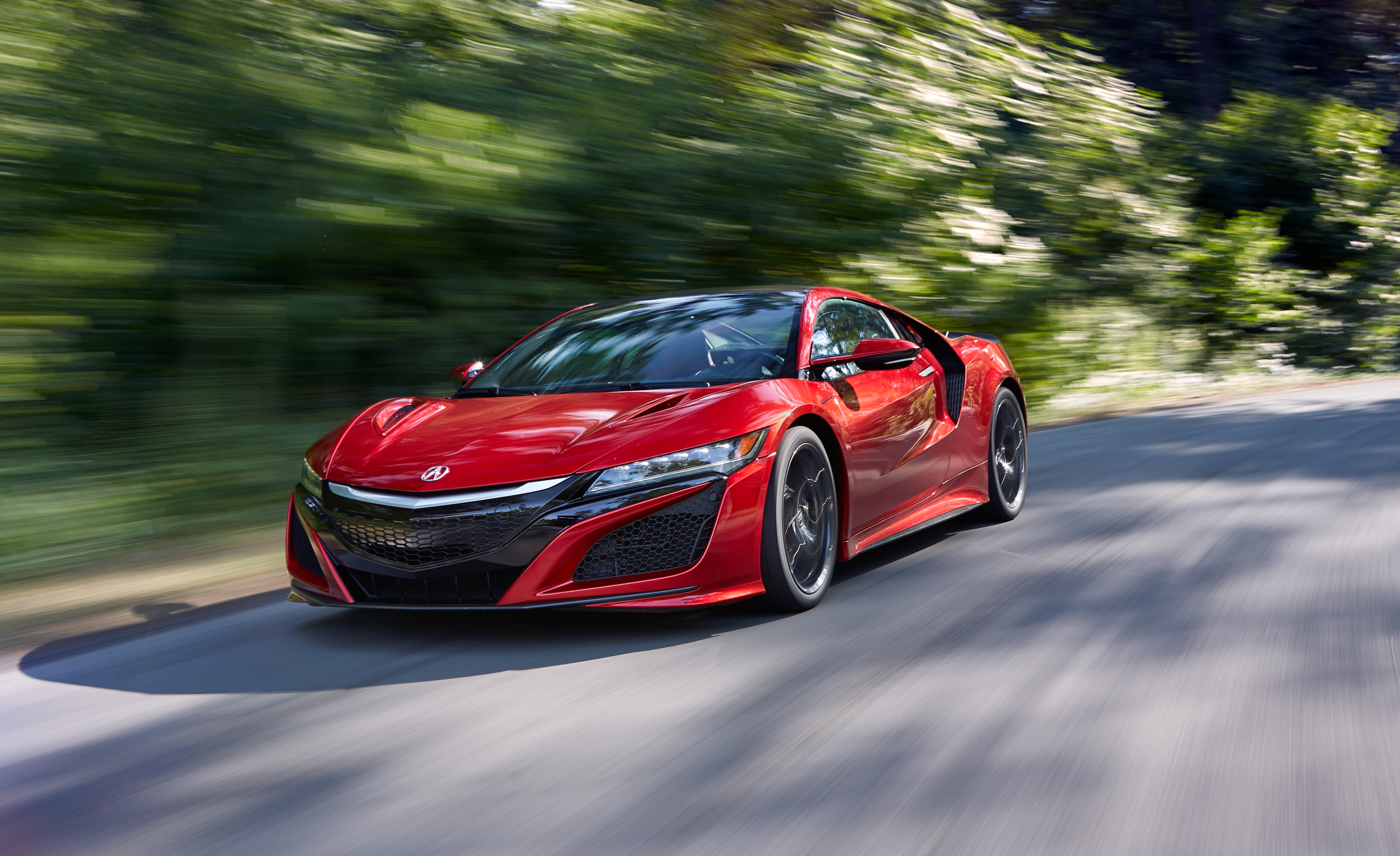 Featured Image of 2017 Acura NSX