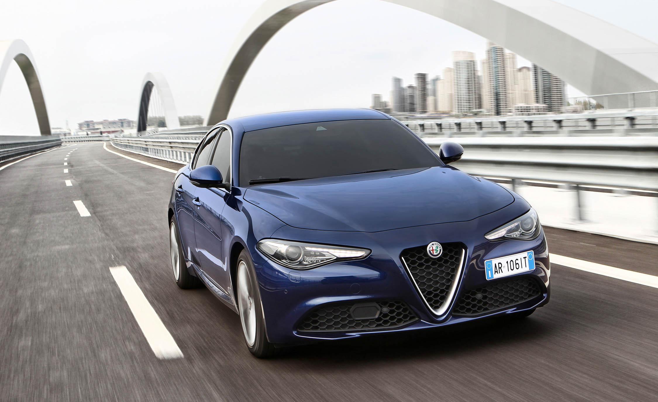 2017 Alfa Romeo Giulia (View 6 of 30)