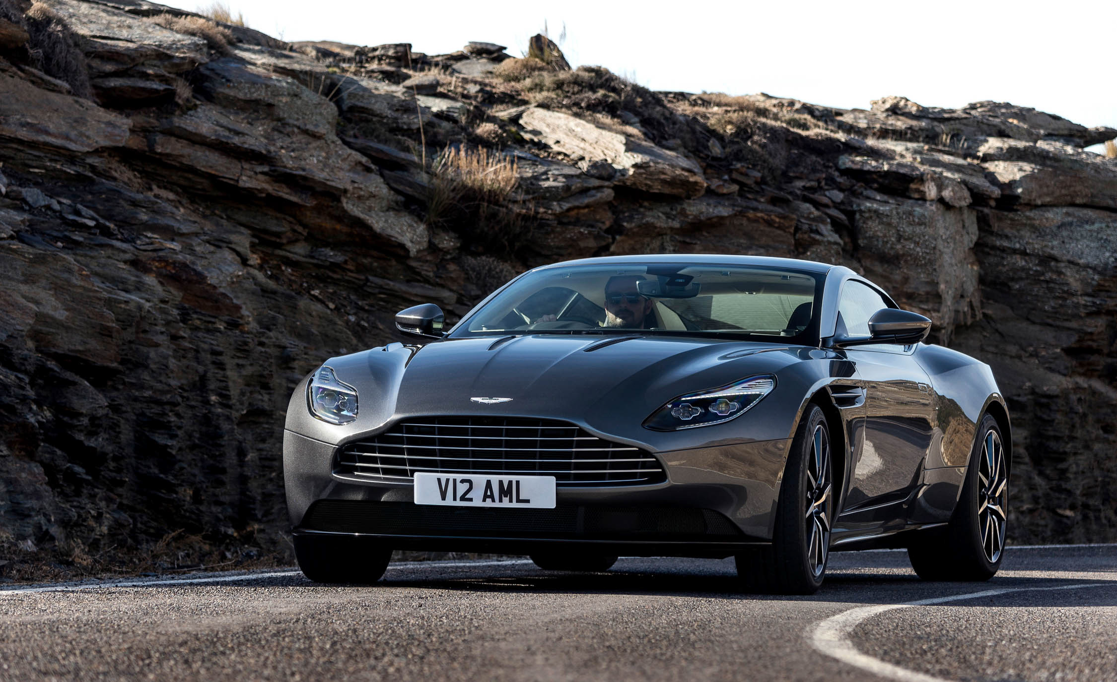 2017 Aston Martin Db11 Exterior Front (Photo 3 of 22)
