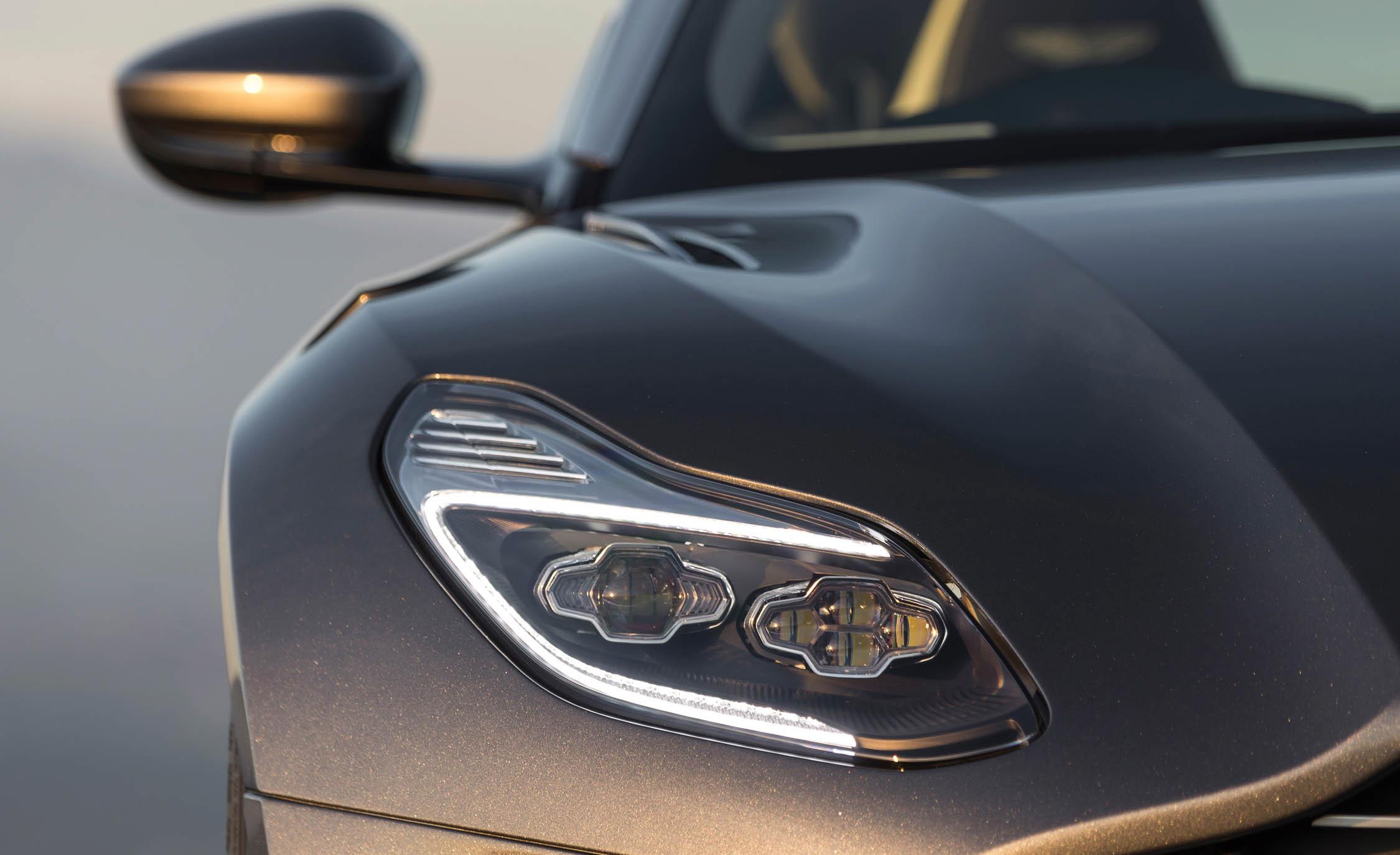 2017 Aston Martin Db11 Exterior Headlamp (View 22 of 22)