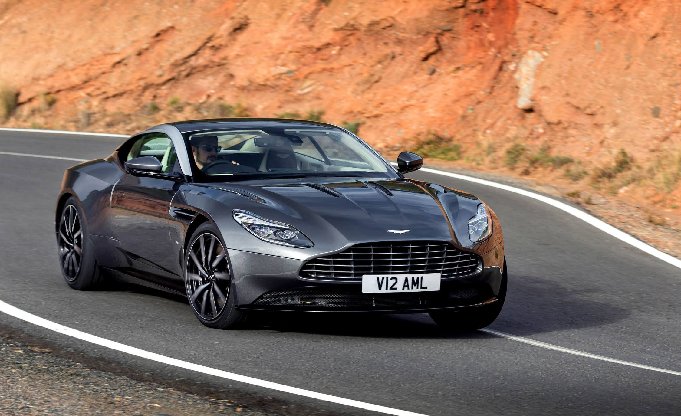 2017 Aston Martin Db11 Preview (Photo 13 of 22)
