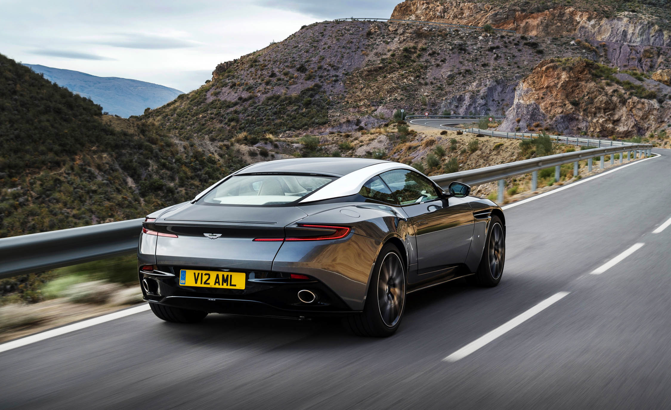 2017 Aston Martin Db11 Test Drive Preview (View 8 of 22)