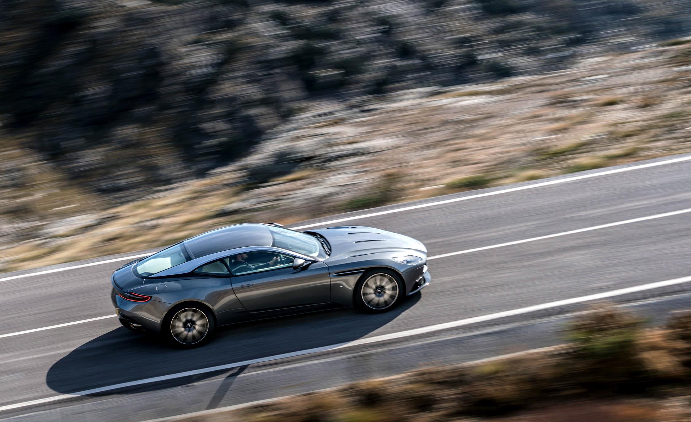 2017 Aston Martin Db11 Test Drive Wallpaper Hd (View 4 of 22)