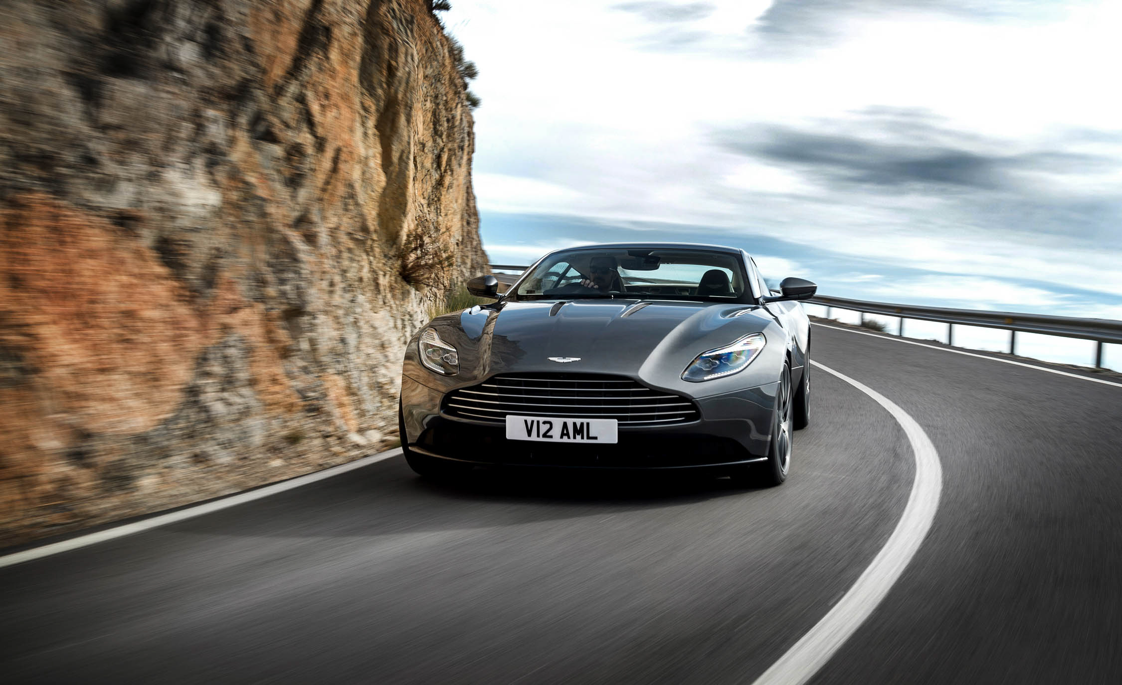 2017 Aston Martin Db11 Test Drive (Photo 14 of 22)