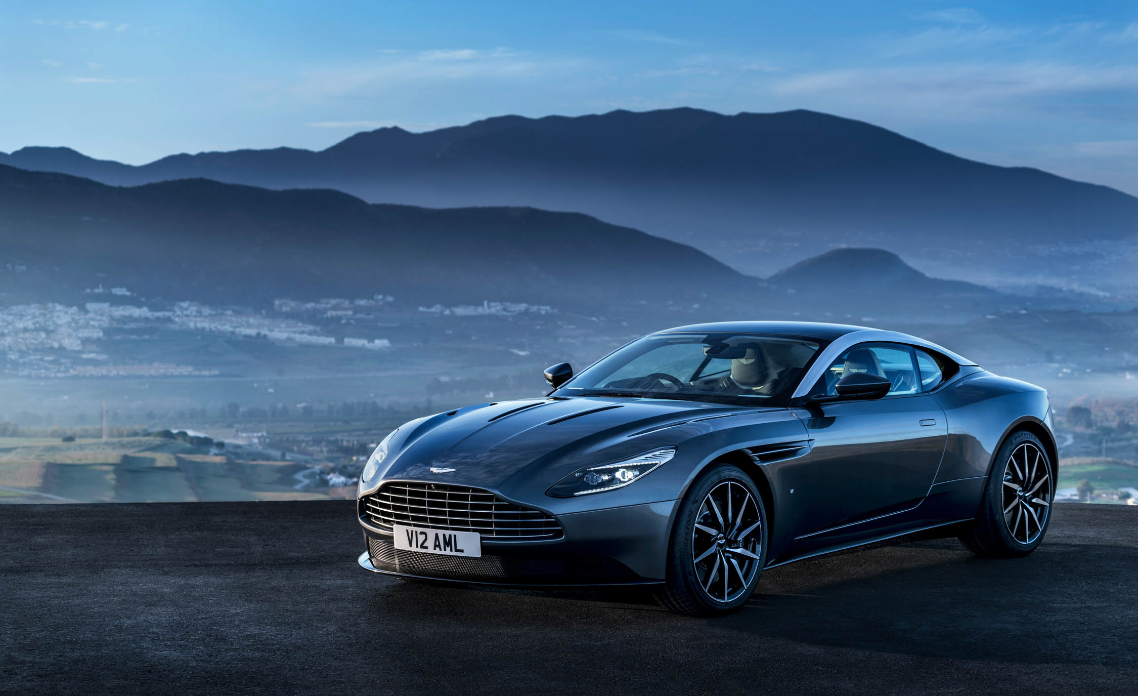 2017 Aston Martin Db11 Wallpaper Hd Photo (View 1 of 22)