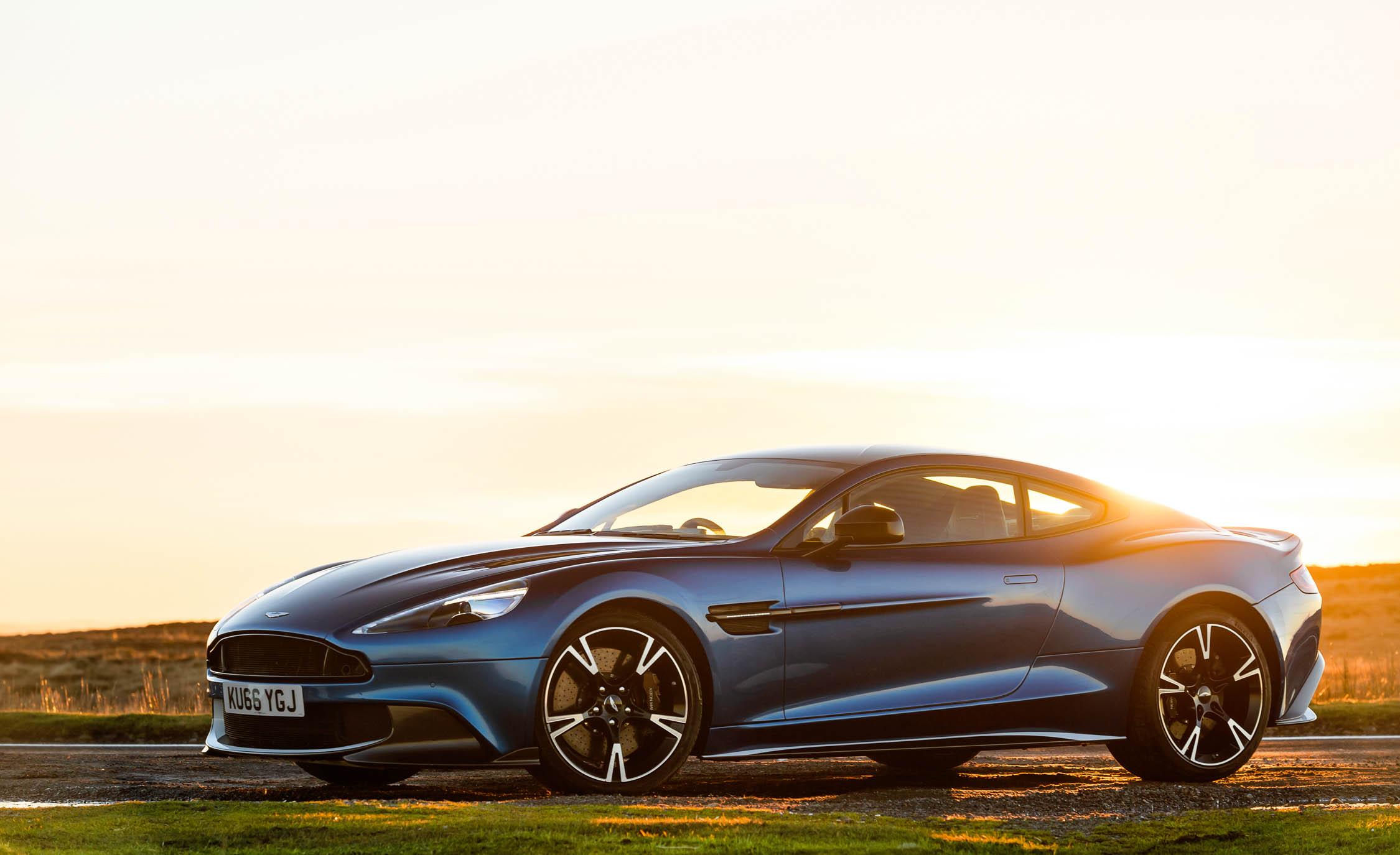 2017 Aston Martin Vanquish S (View 4 of 30)