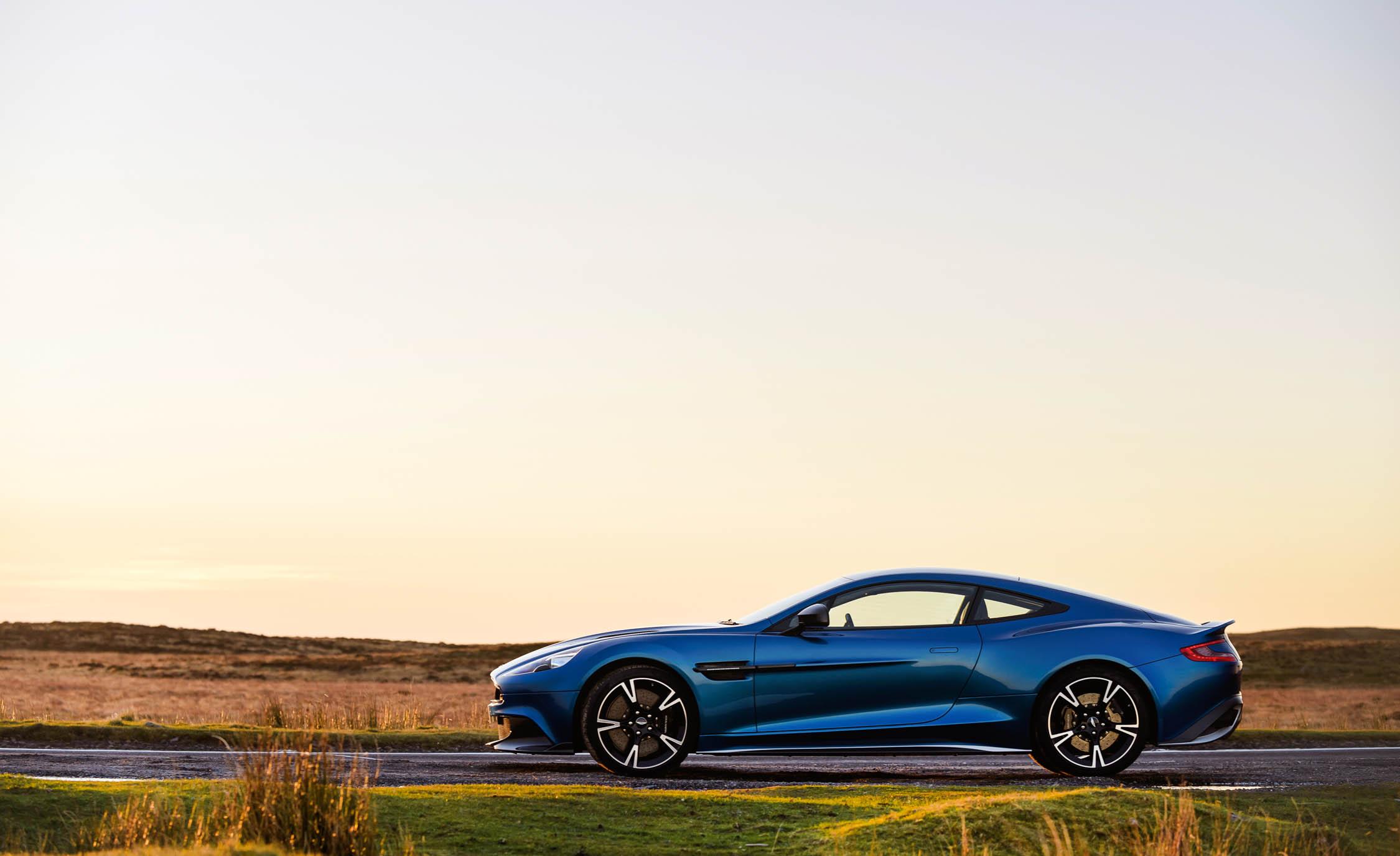 2017 Aston Martin Vanquish S (View 2 of 30)