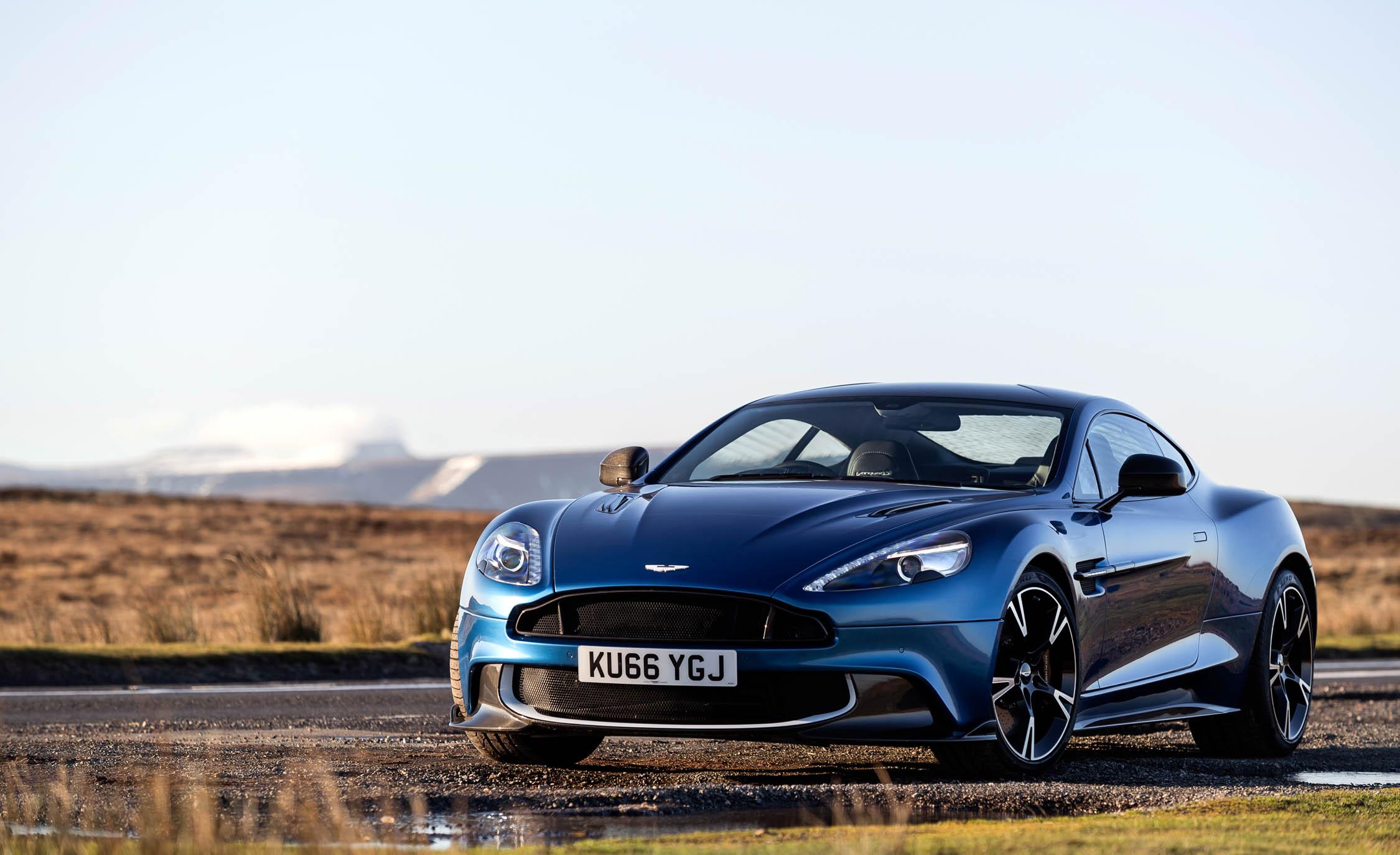2017 Aston Martin Vanquish S (View 6 of 30)